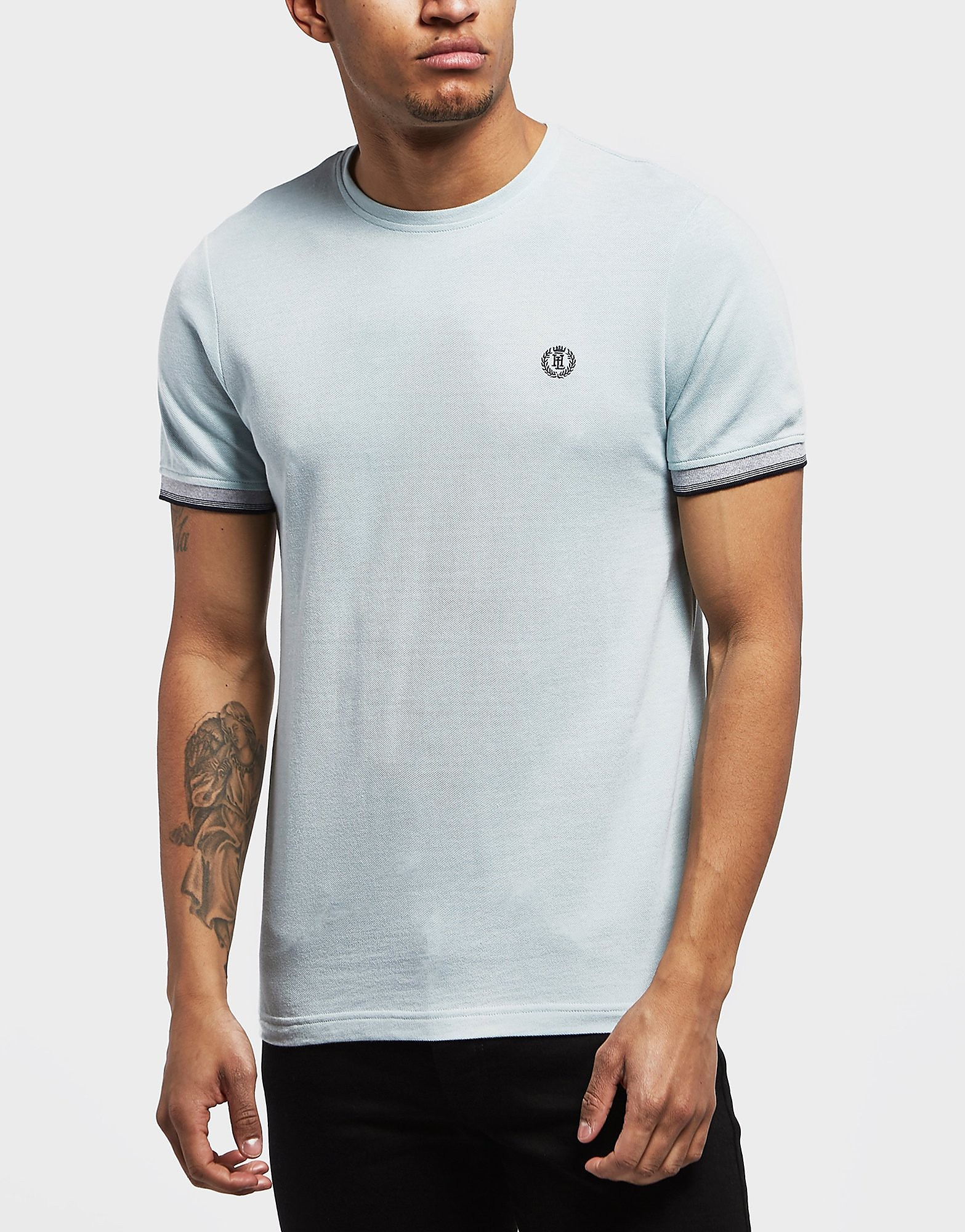 Henri Lloyd Lackan Oxford Pique Short Sleeve T-Shirt
