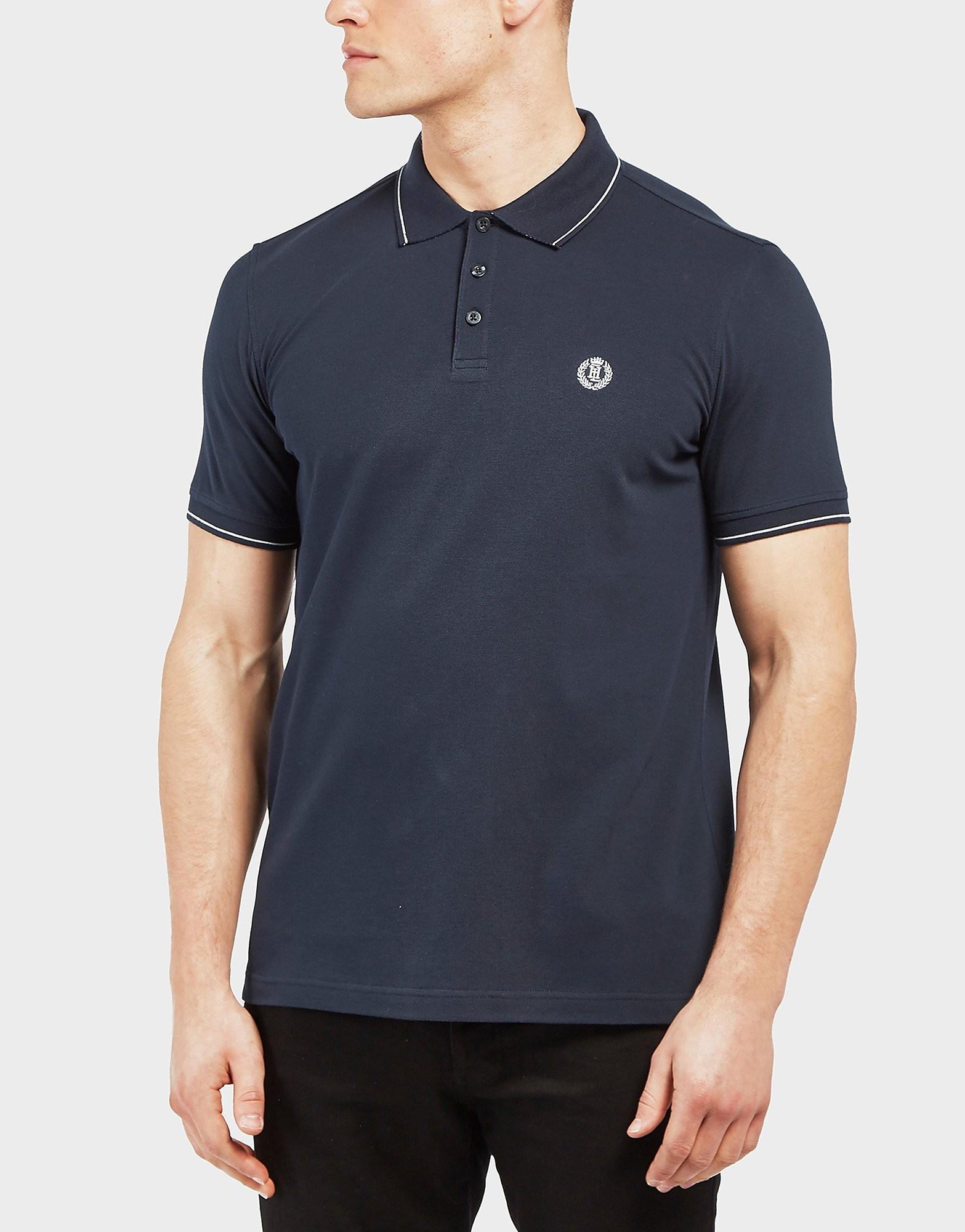 Henri Lloyd Abington Tipped Short Sleeve Polo Shirt