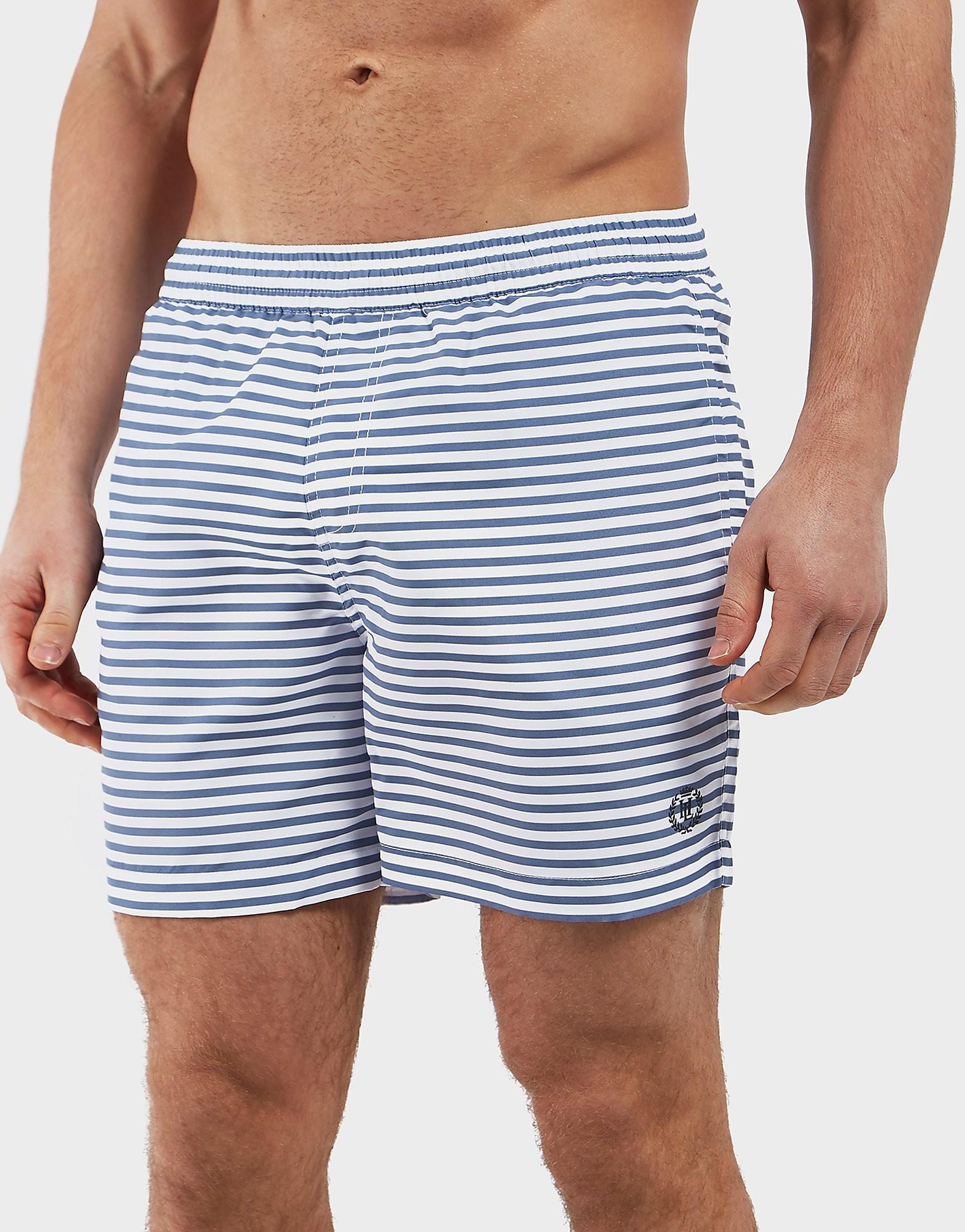 Henri Lloyd Abridge Stripe Swim Shorts