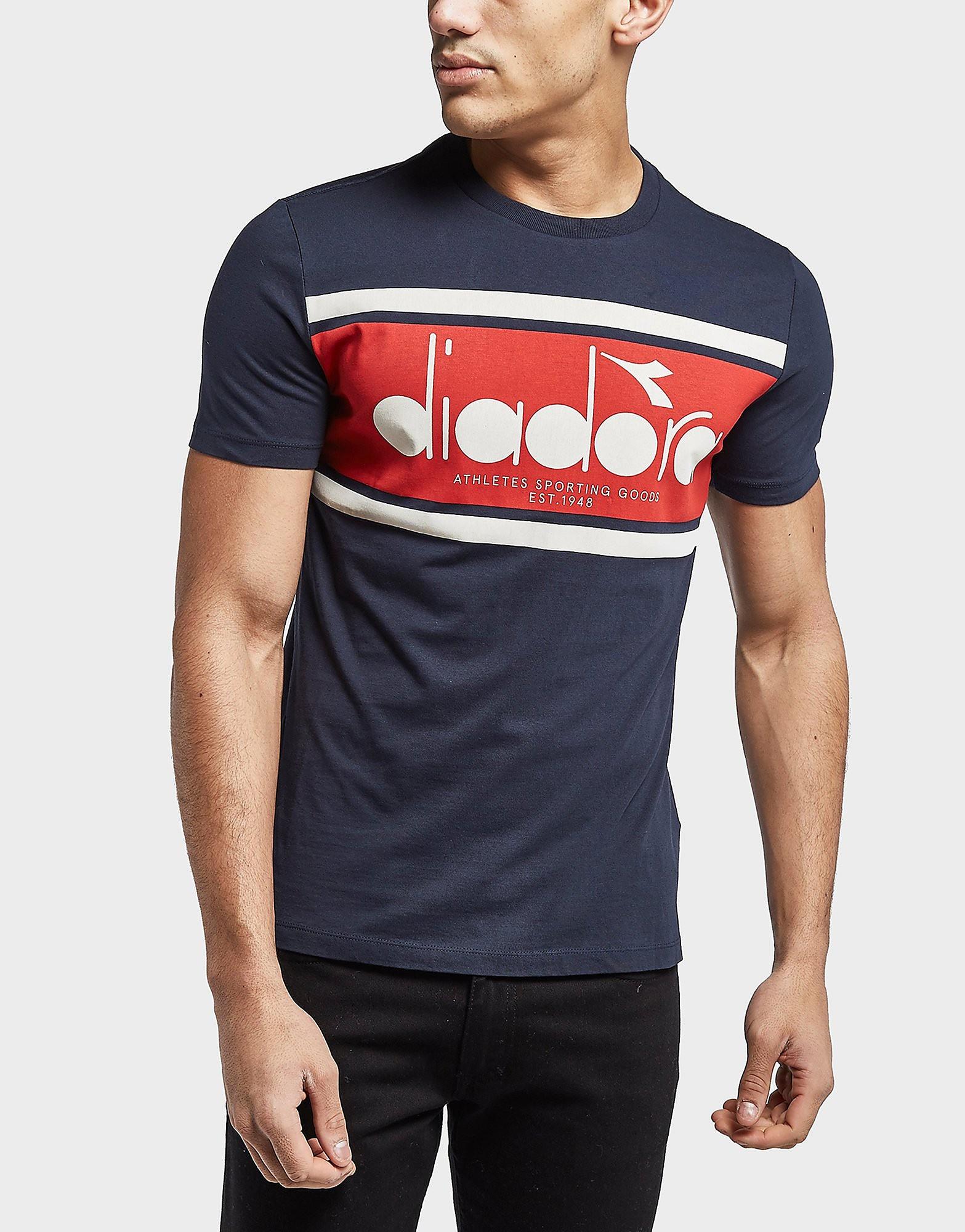 Diadora Short Sleeve T-Shirt