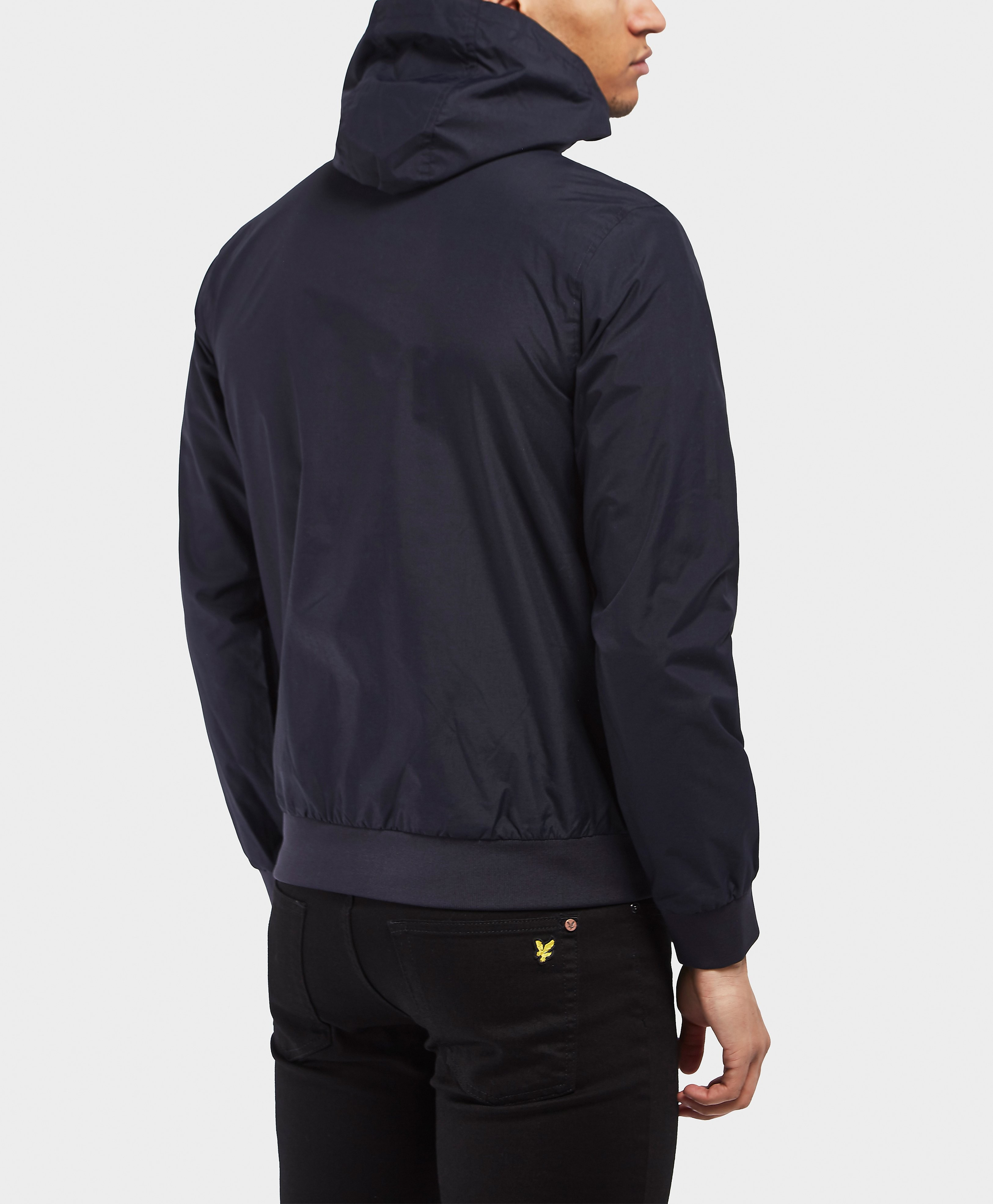 Fred Perry Hooded Brentham Lightweight Jacket
