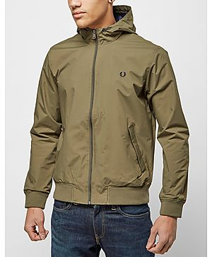 Fred Perry Exclusive- Brentham Hooded Jacket