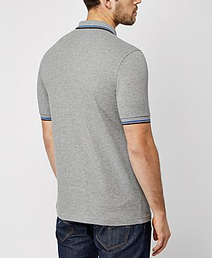 Fred Perry Twin Tip Steel Polo Shirt