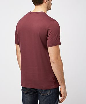 Fred Perry Textured Pique T-Shirt