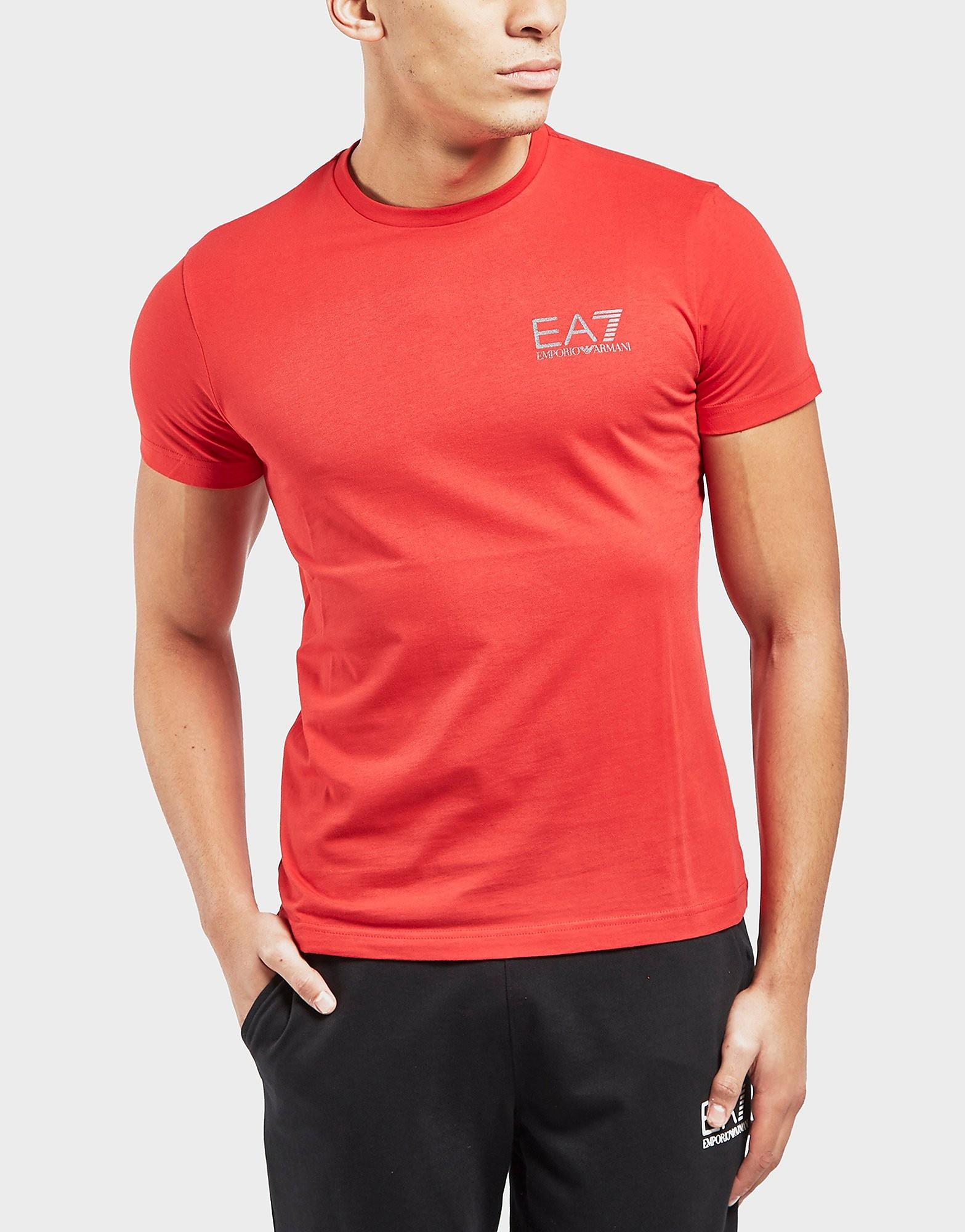 Emporio Armani EA7 Basic Short Sleeve Crew T-Shirt
