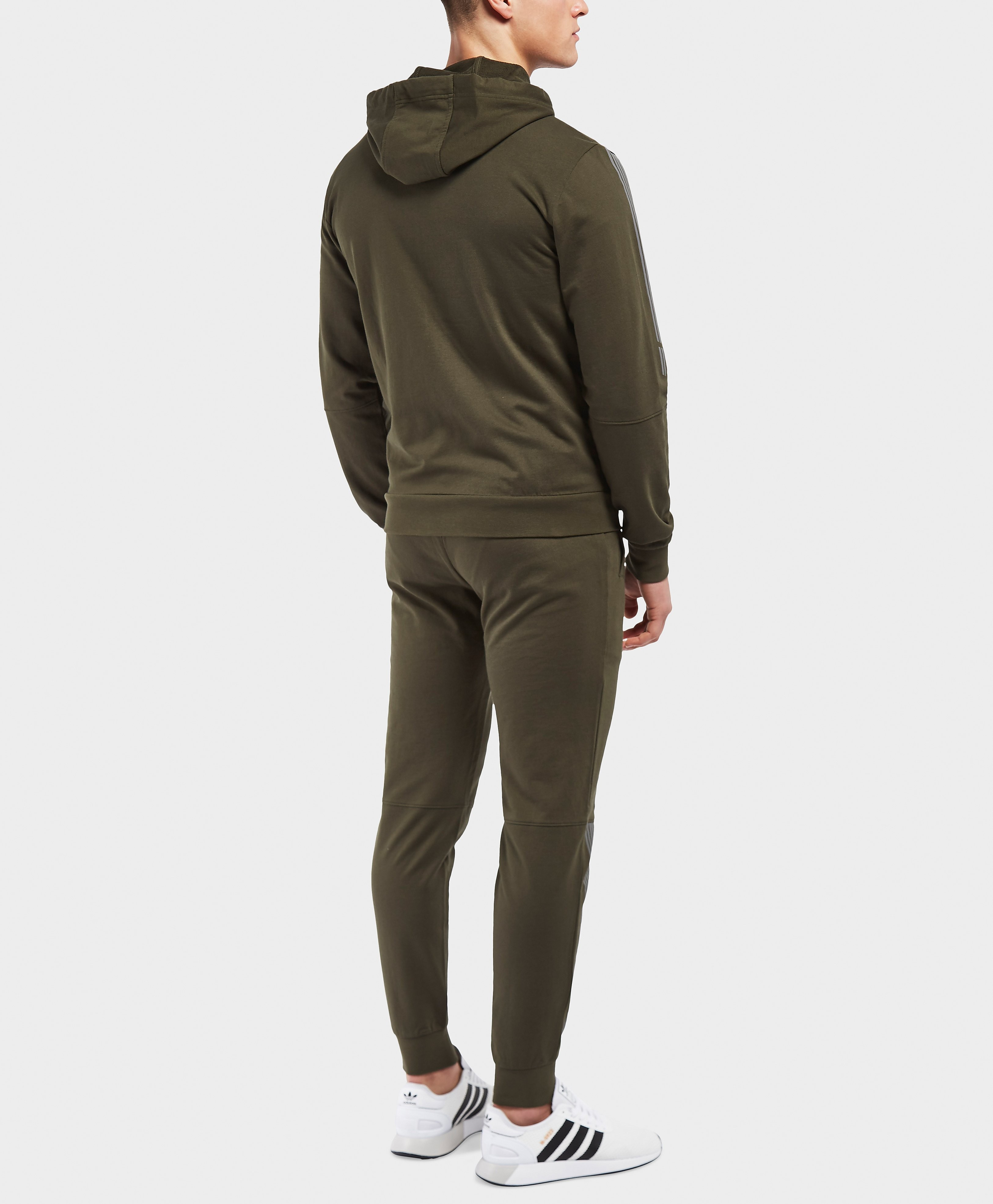Emporio Armani EA7 7 Lines Full Hooded Tracksuit