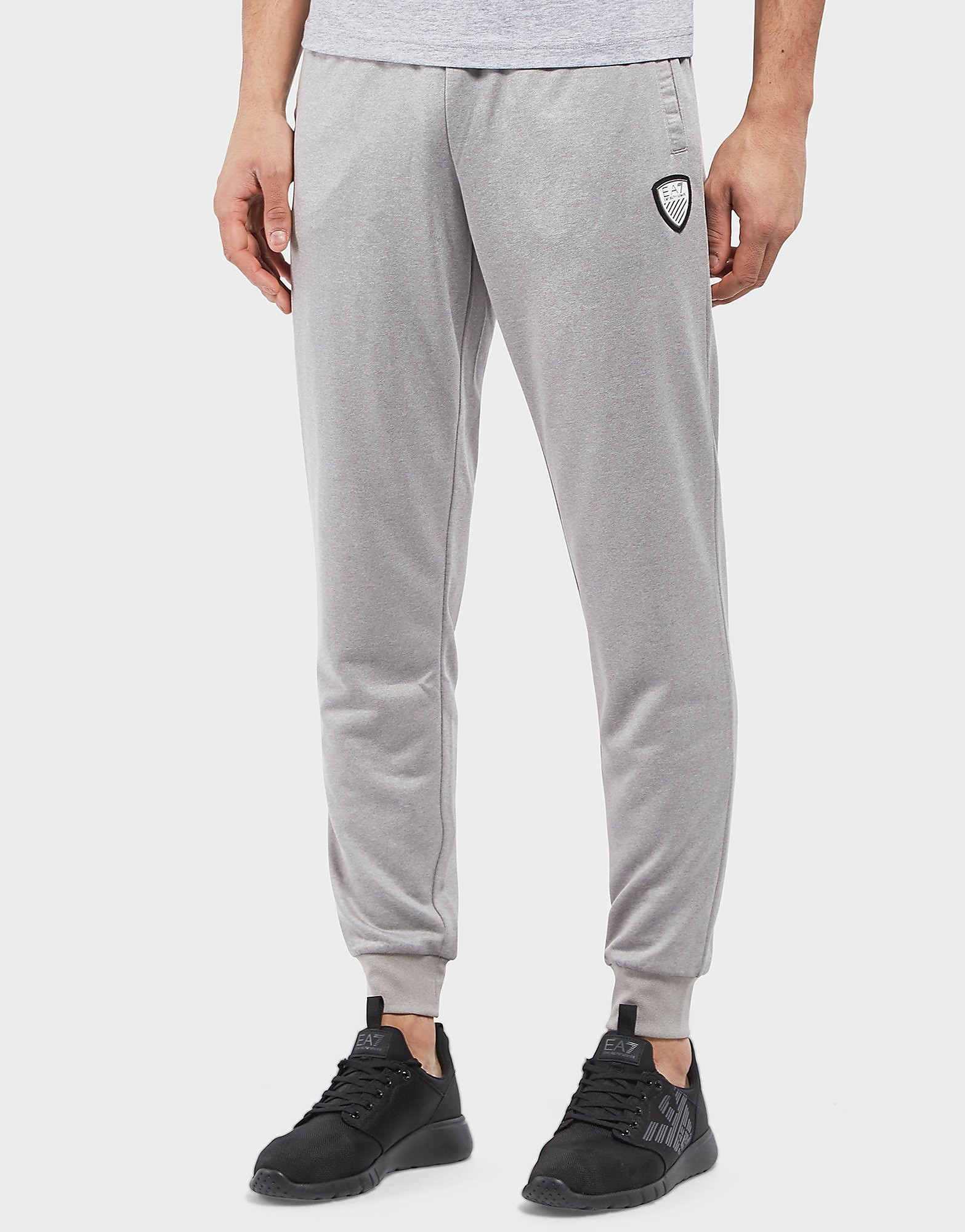 Emporio Armani EA7 Shield Cuffed Track Pants - Exclusive