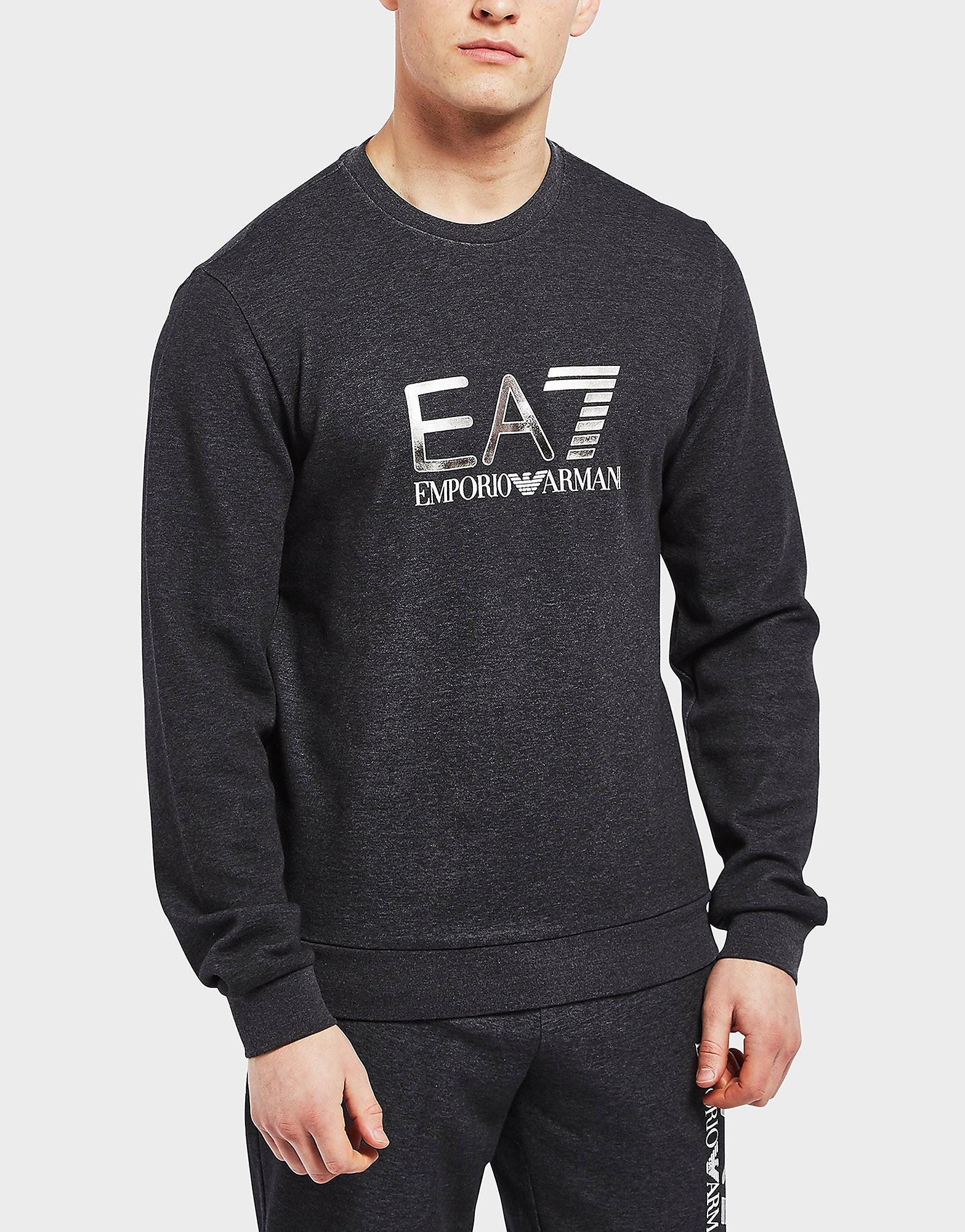 Emporio Armani EA7 Visibility Logo Crew Sweatshirt - Exclusive