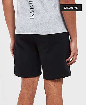 EA7 Train 7 Lines Fleece Short CP2123