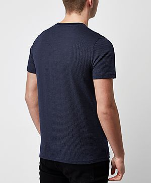 Fred Perry V Dot Panel T-Shirt