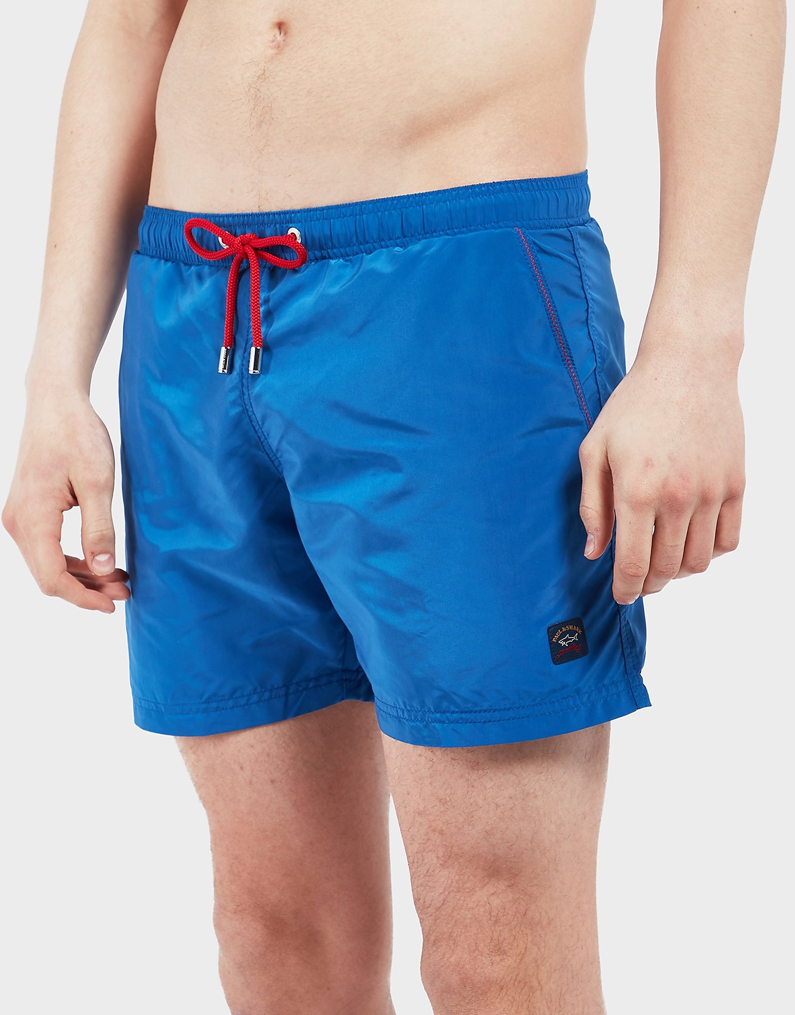 Paul and Shark Woven Swim Shorts
