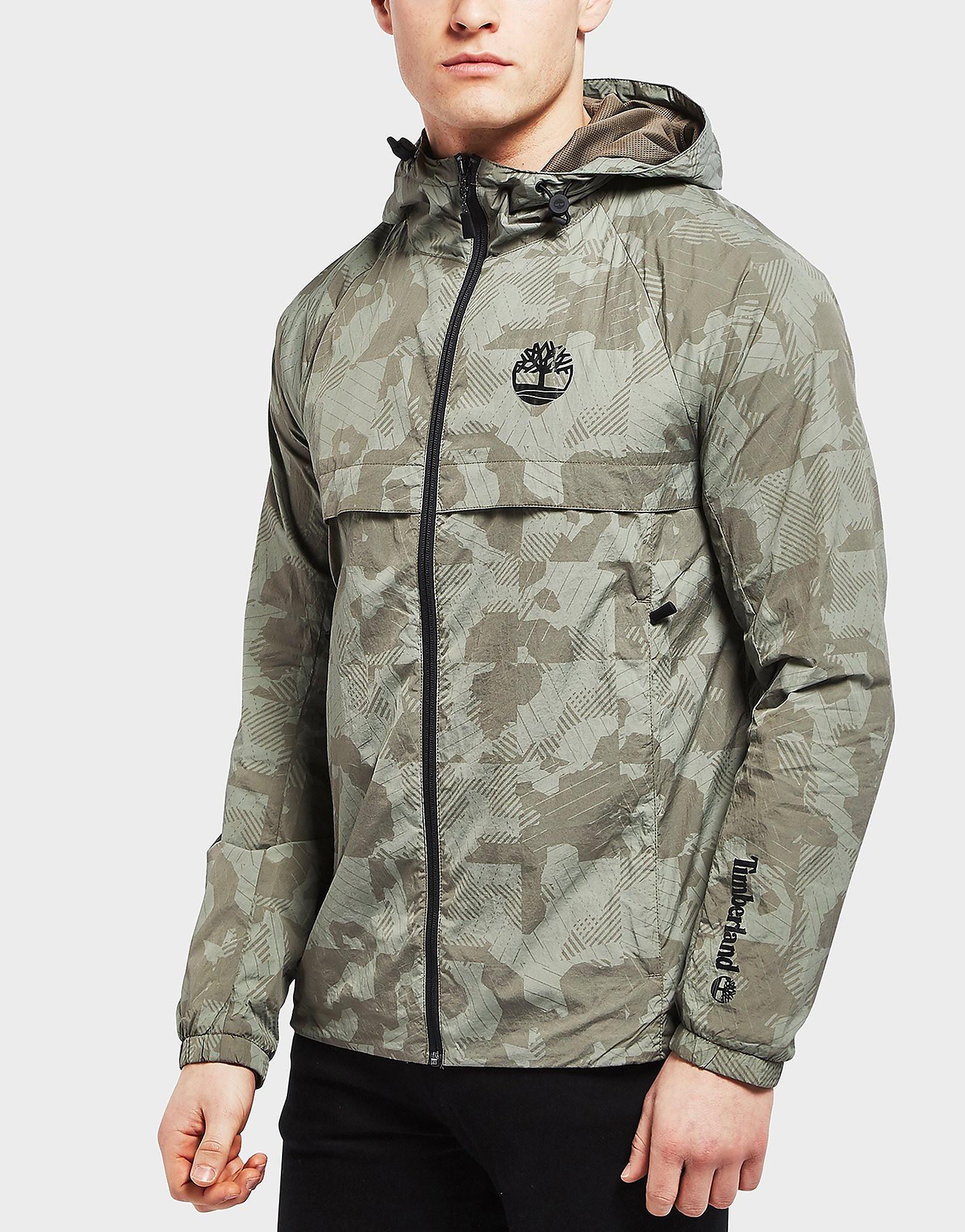 Timberland Full Zip Lightweight Windbreaker Jacket