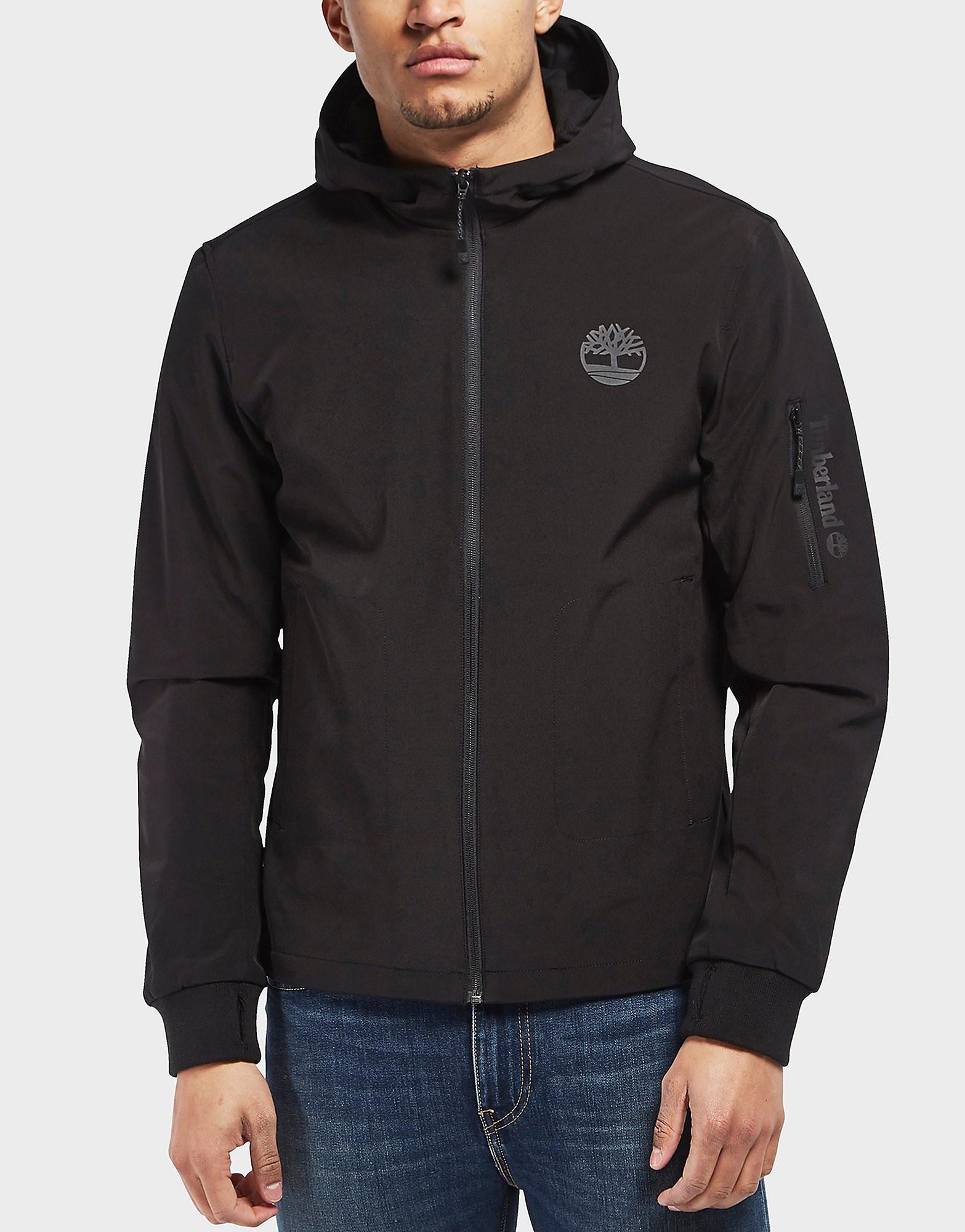 Timberland Full Zip Hooded Lightweight Softshell Jacket