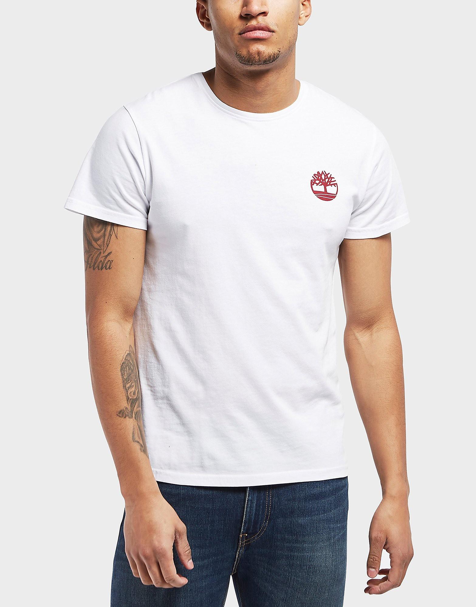 Timberland Linear Short Sleeve T-Shirt