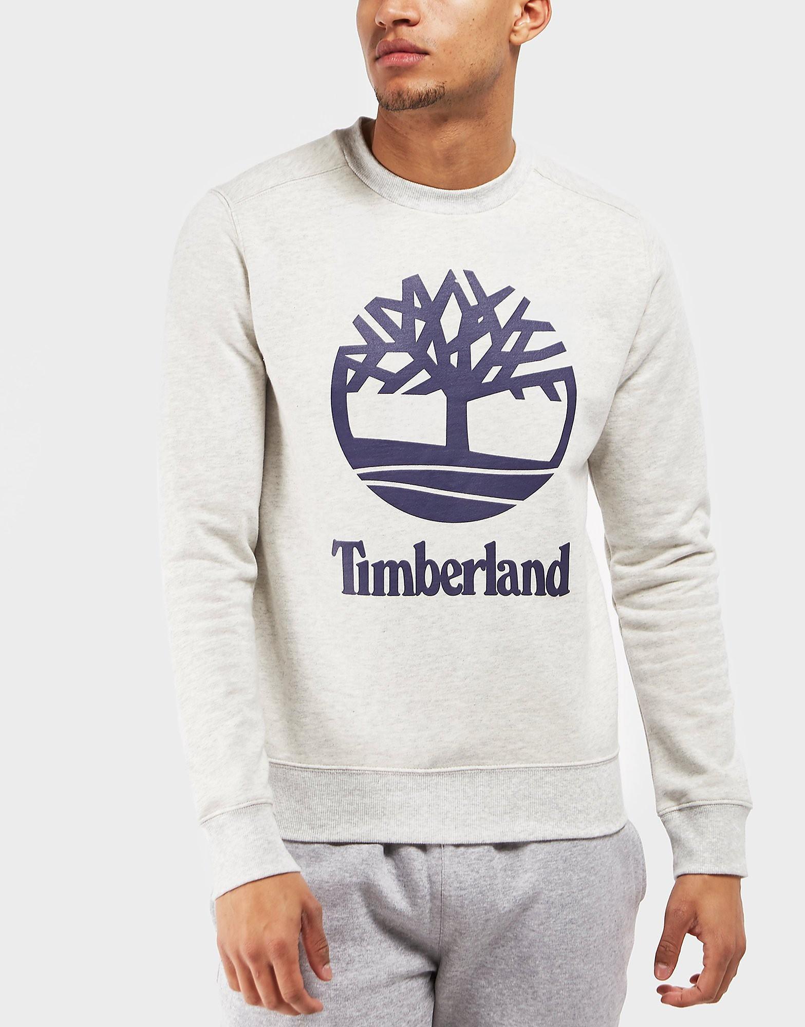 Timberland Crew Stacked Sweatshirt