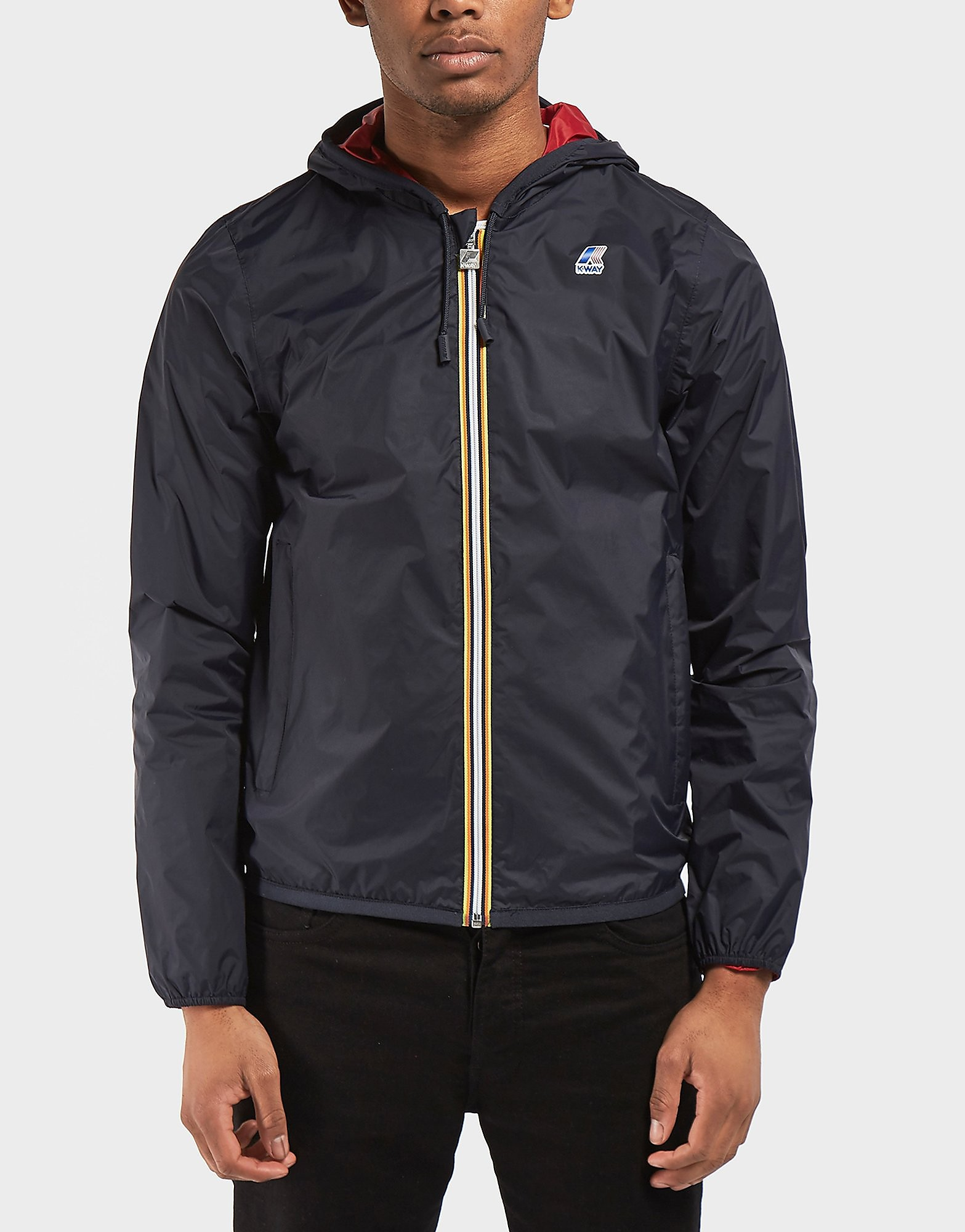 K-Way Jacques Lightweight Reversible Jacket