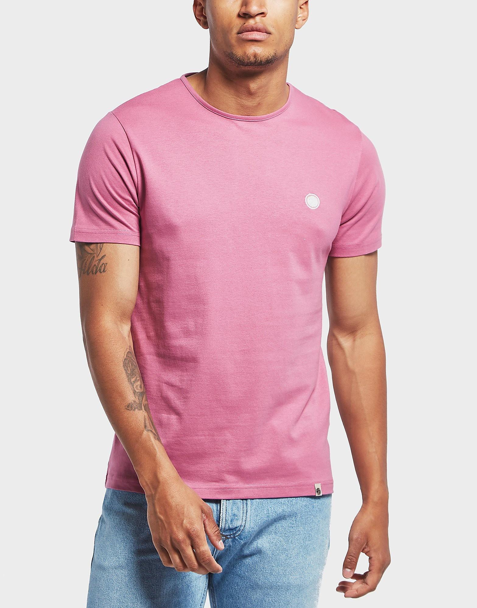 Pretty Green Basic Crew Short Sleeve T-Shirt