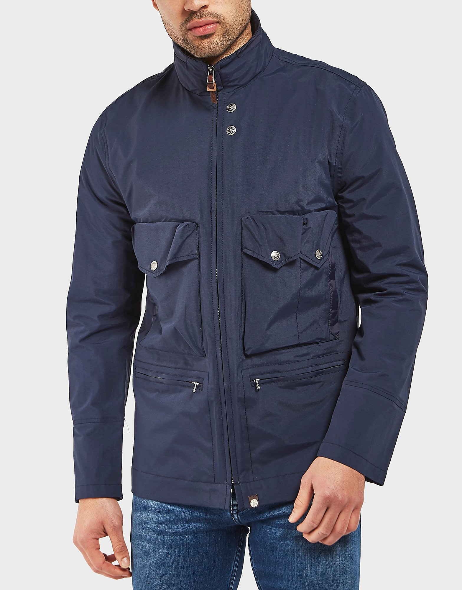Pretty Green Seam Sealed M65 Lightweight Jacket