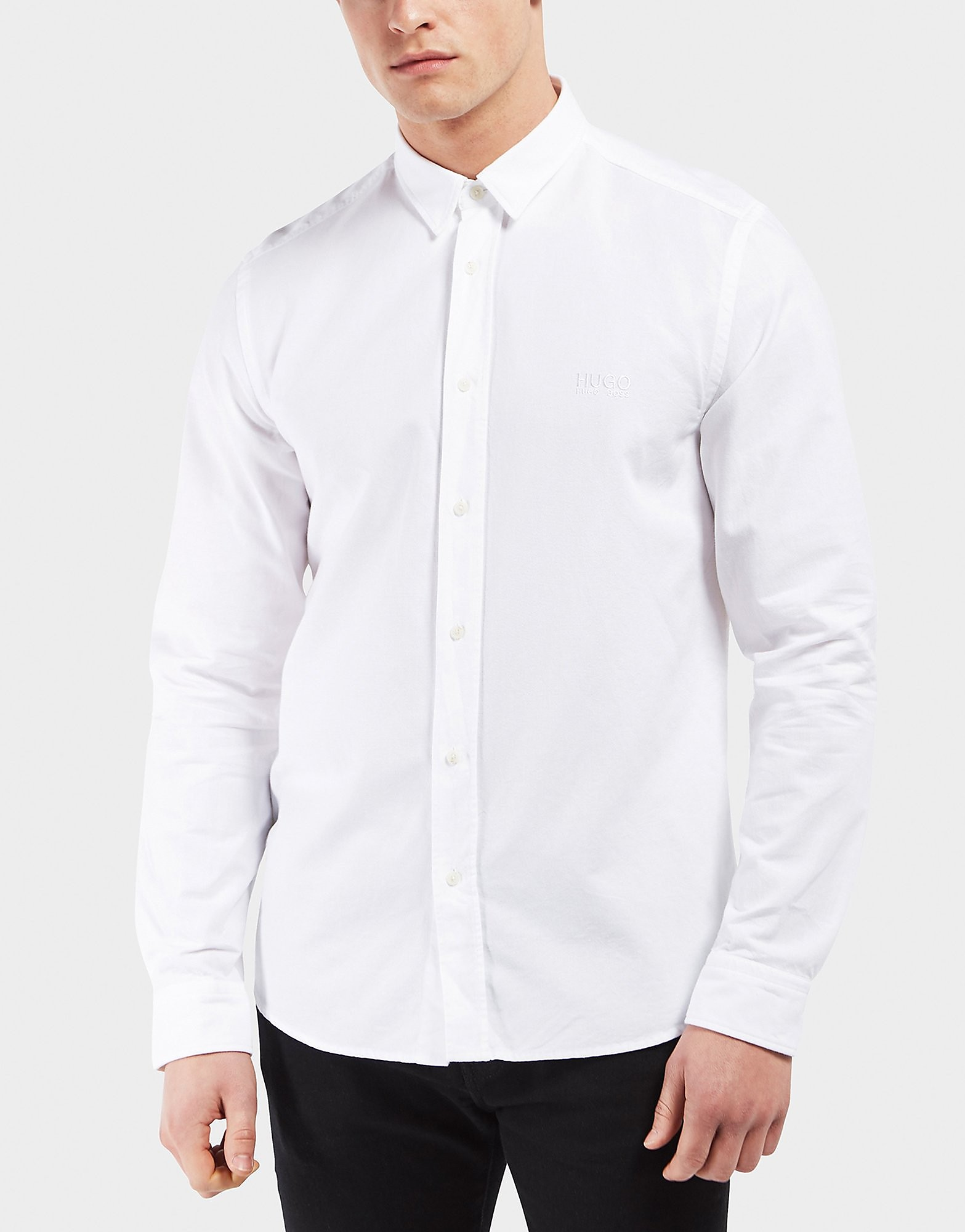 HUGO Evory Long Sleeve Shirt