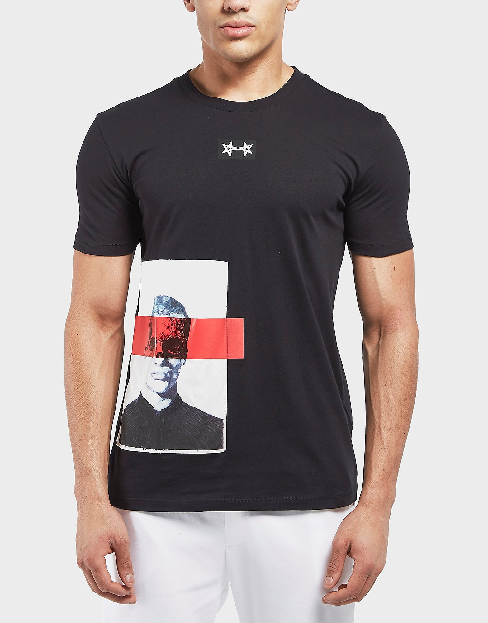 HUGO Dimage Short Sleeve T-Shirt