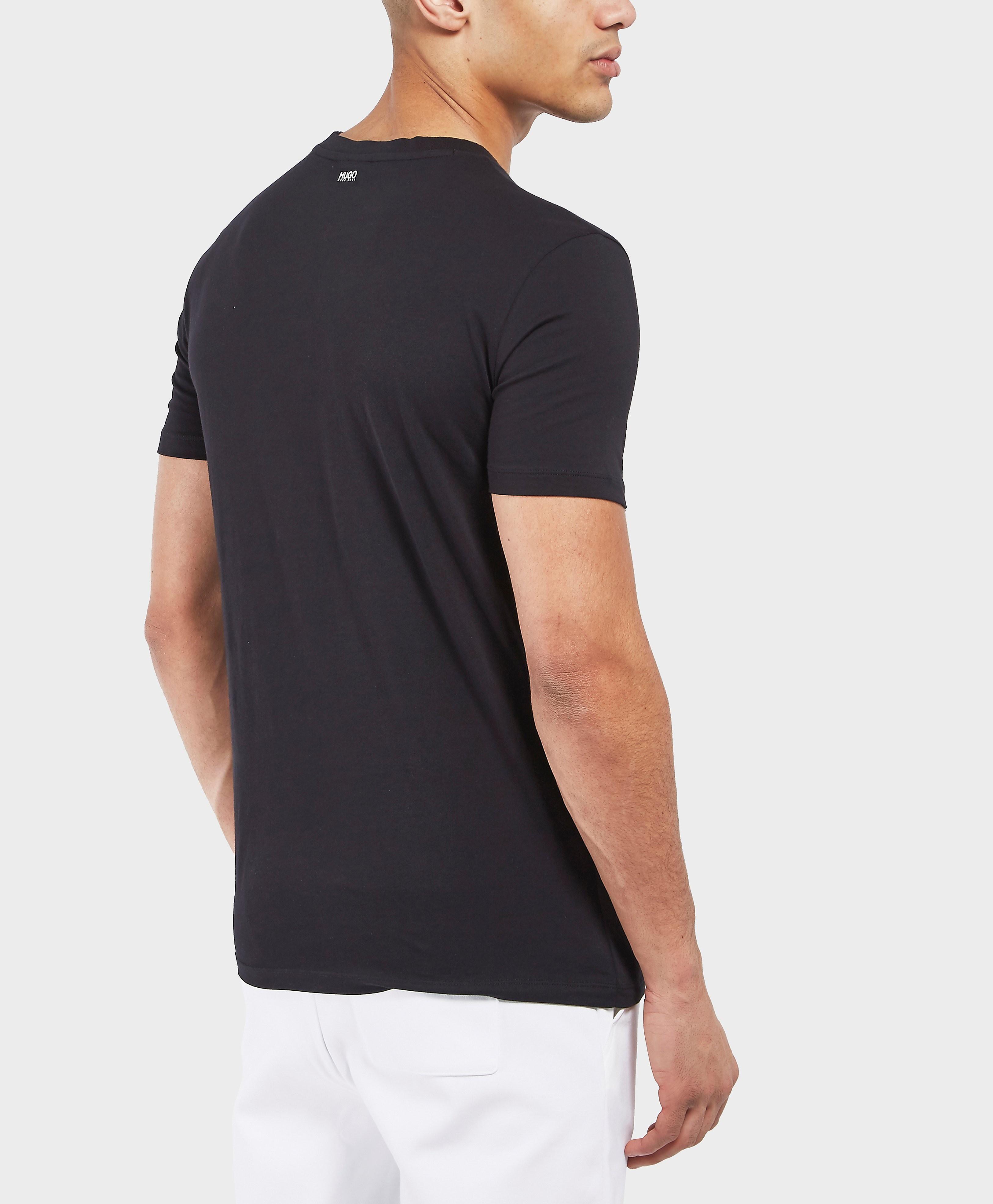 HUGO Dimage Short Sleeve T-Shirt