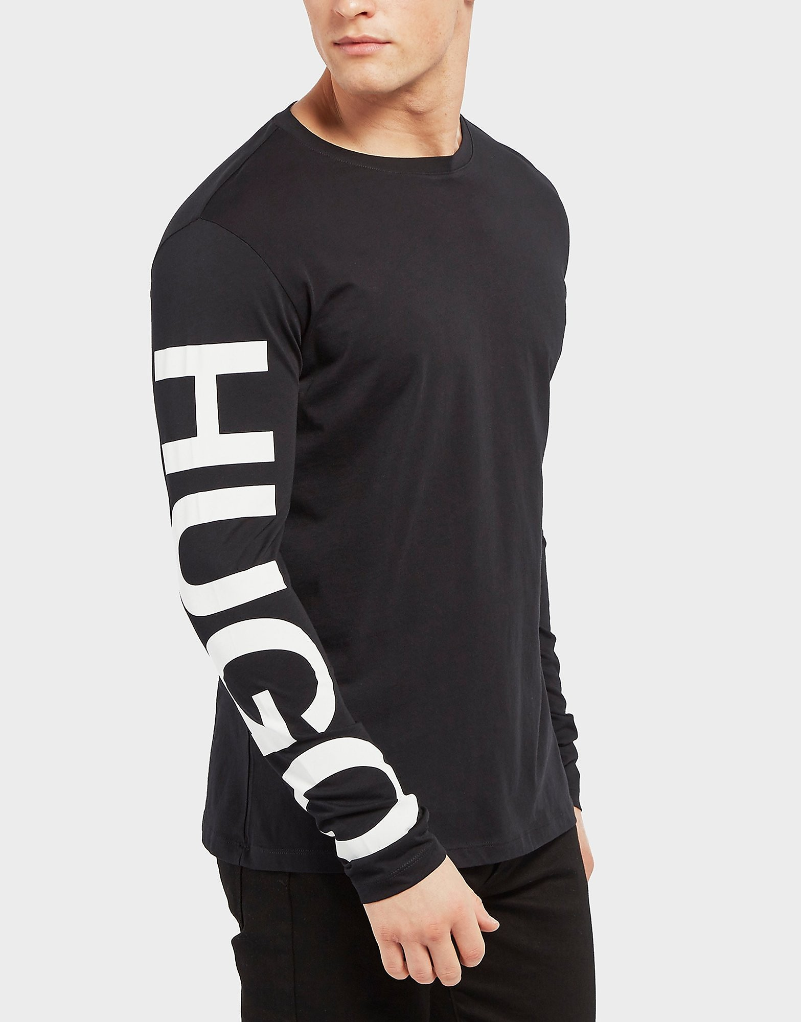 HUGO Demeos Long Sleeve T-Shirt