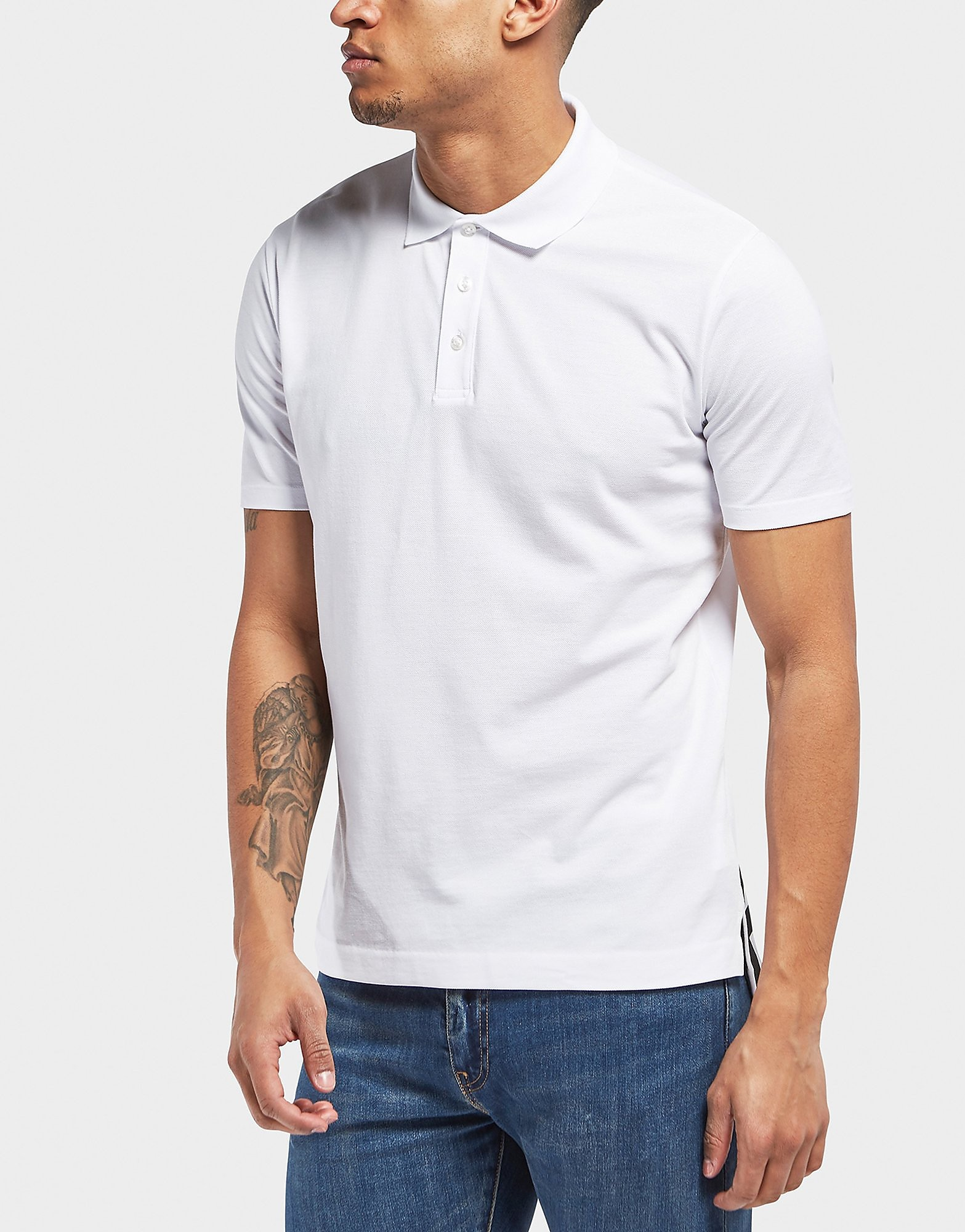 HUGO Darelli Short Sleeve Polo Shirt