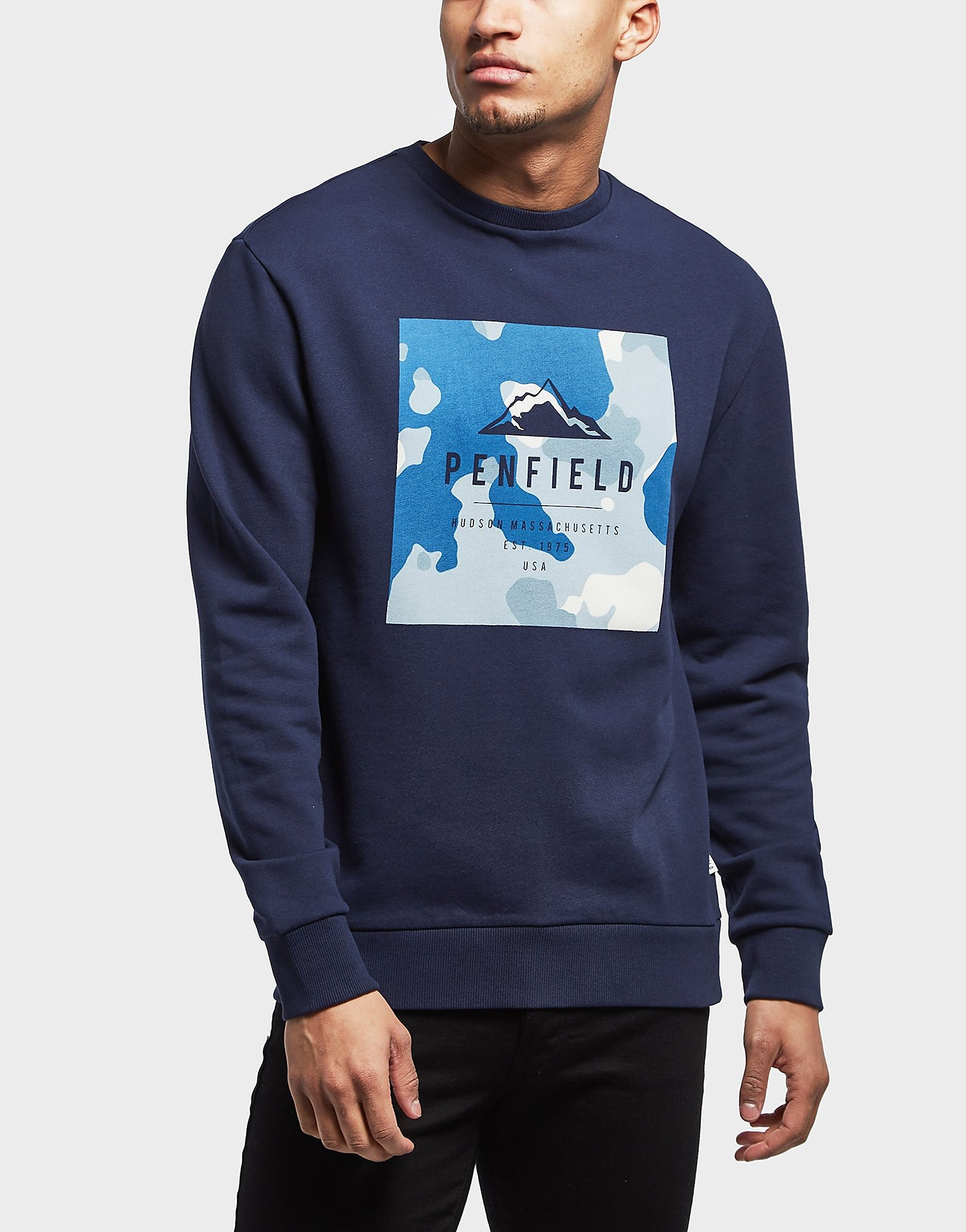 Penfield Cullen Square Sweatshirt