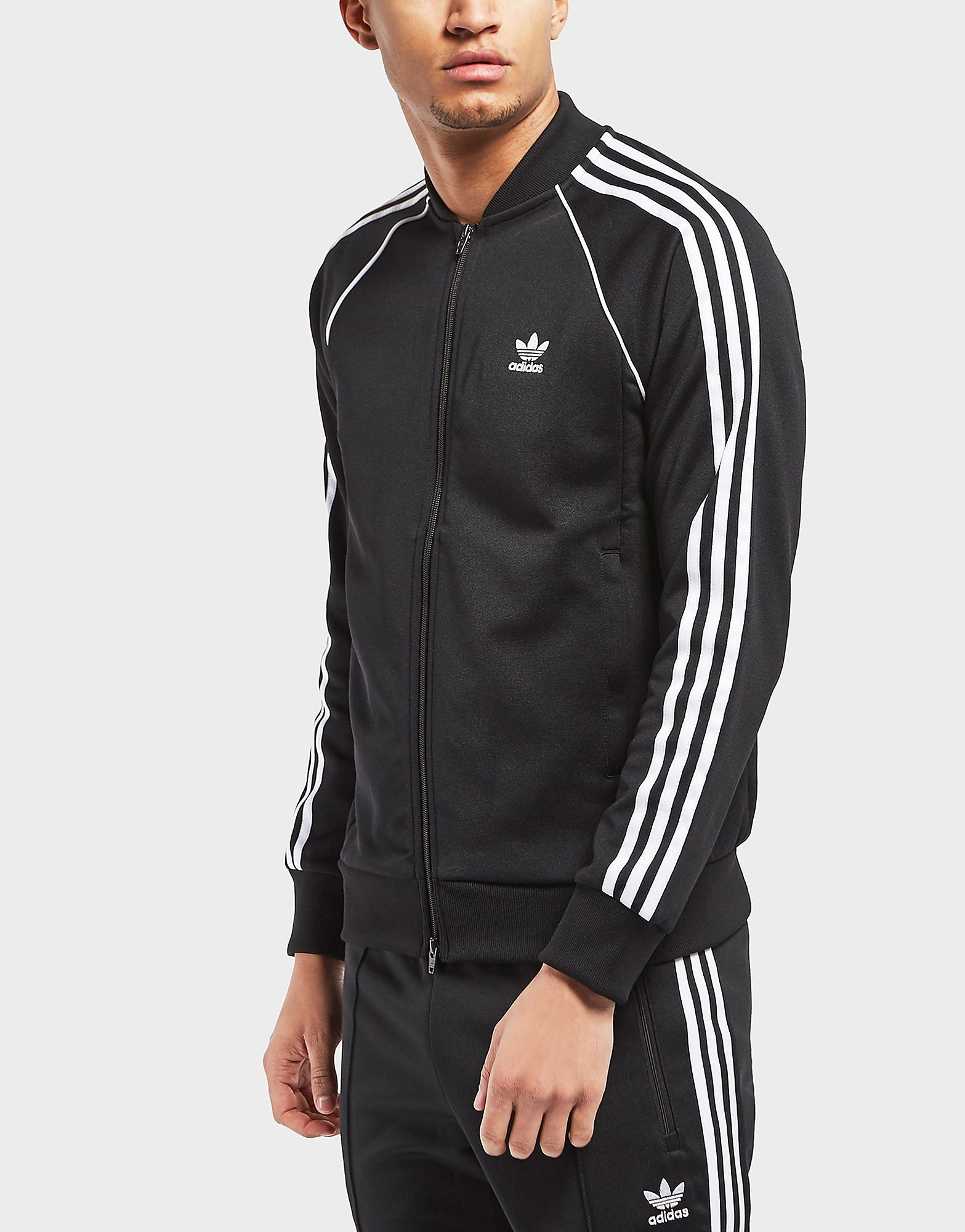 adidas Originals Superstar Full Zip Track Top