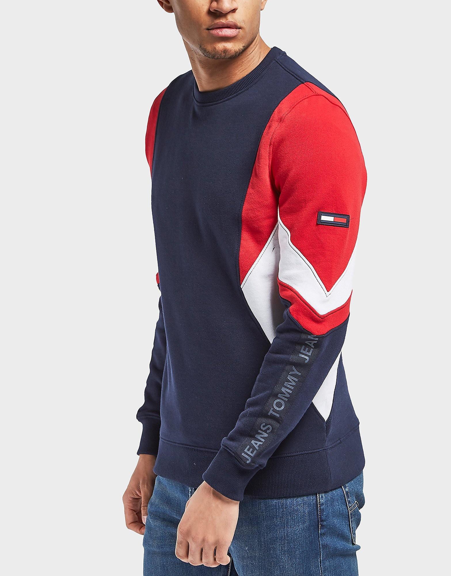 Tommy Hilfiger Symmetrical Crew Sweatshirt