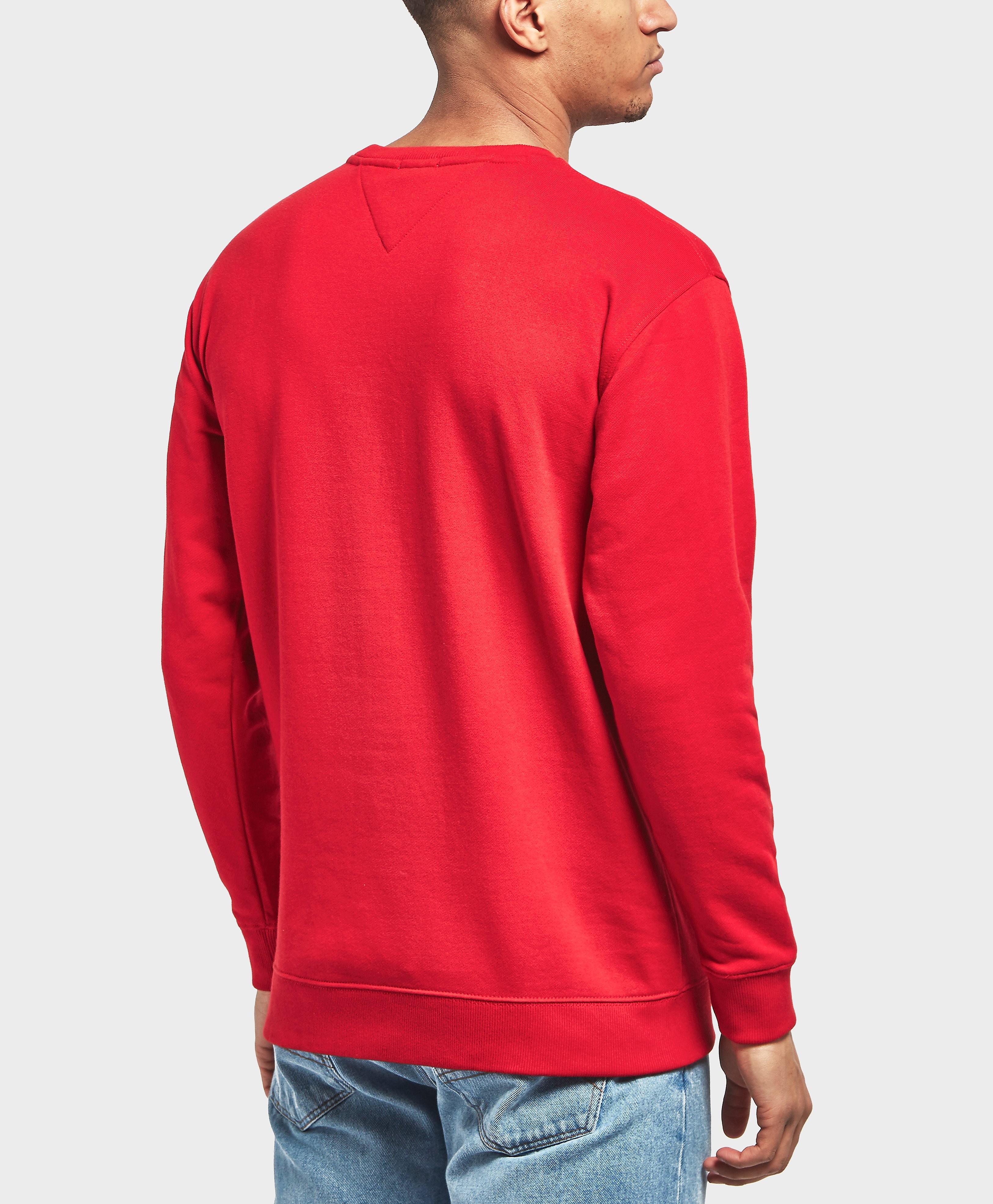 Tommy Hilfiger NYC Logo Crew Sweatshirt