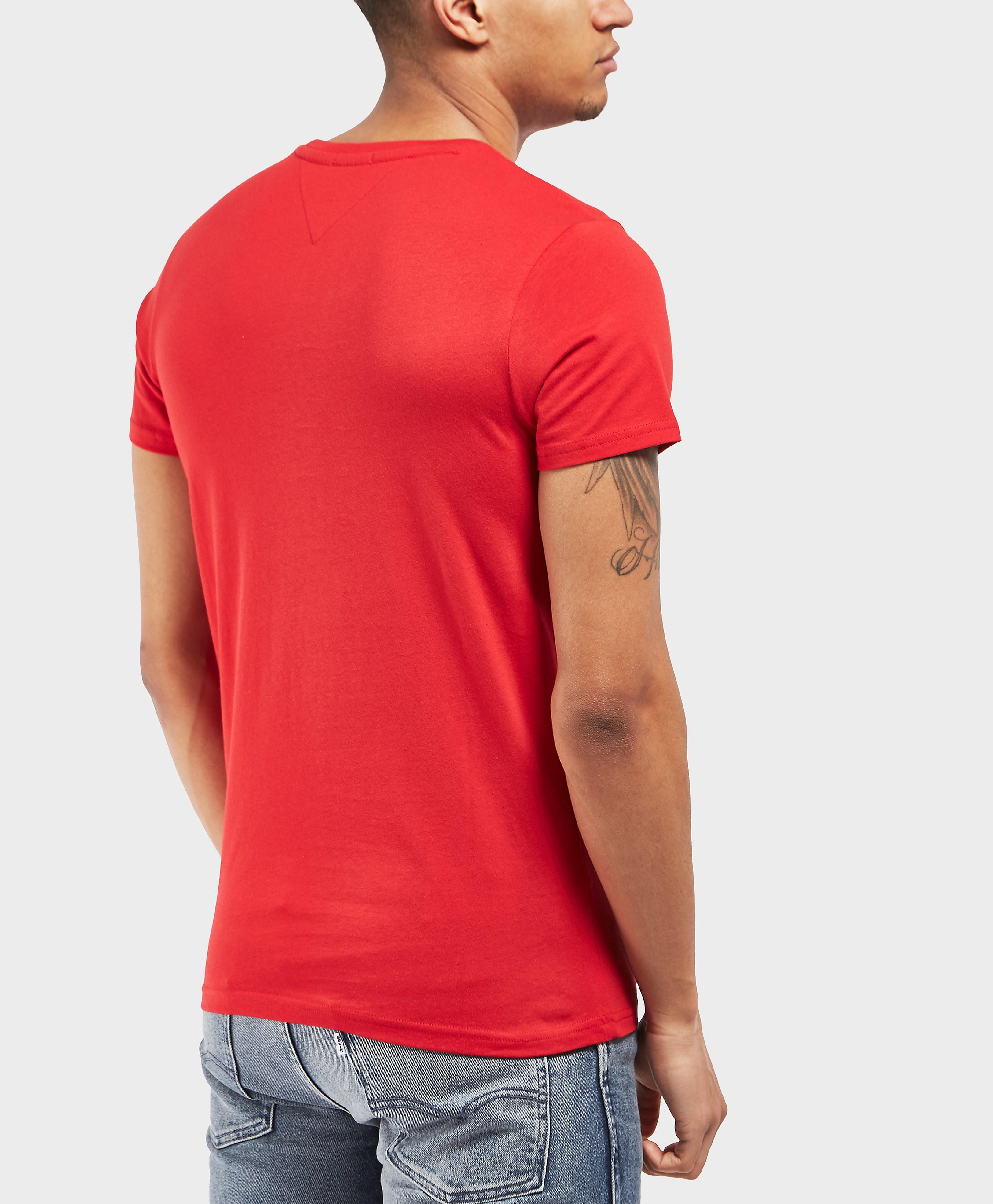 Tommy Hilfiger Crew Short Sleeve T-Shirt