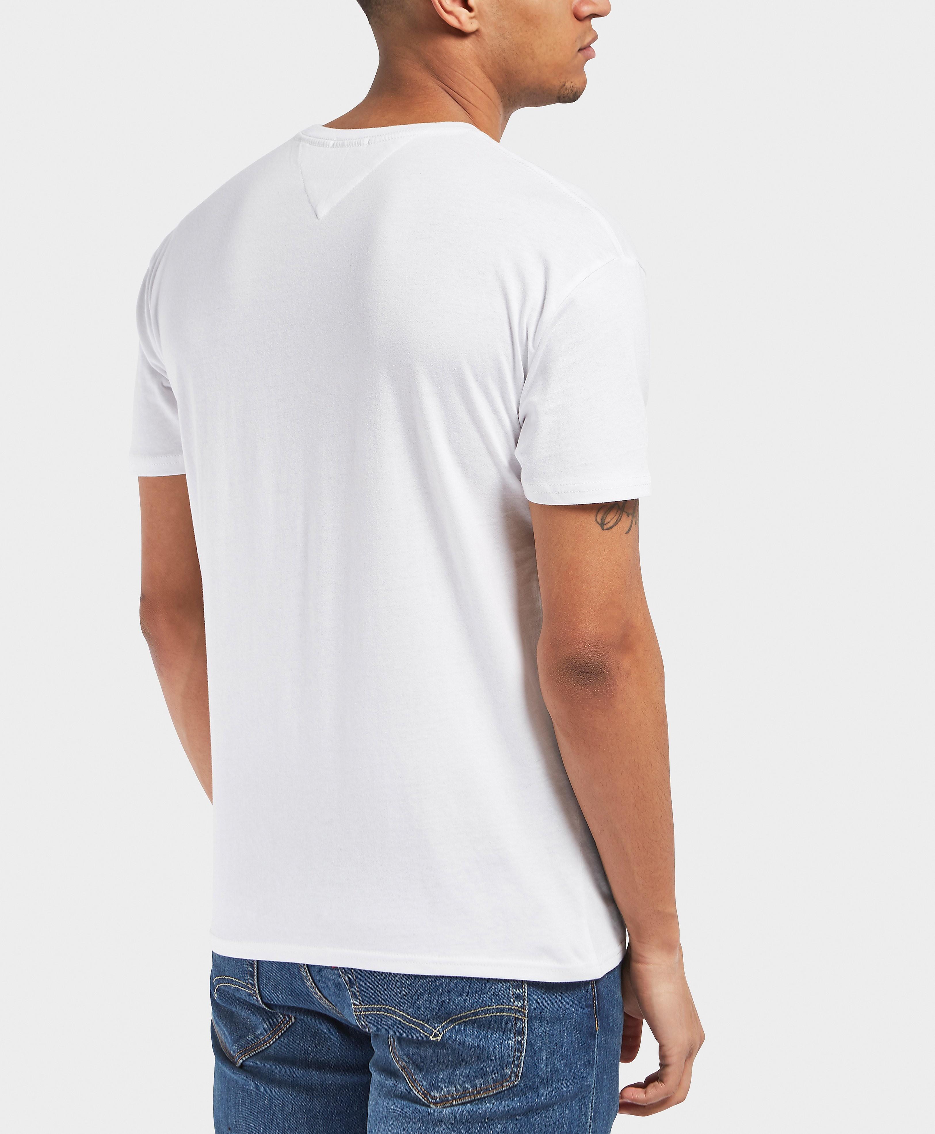 Tommy Hilfiger Oversized Logo Short Sleeve T-Shirt