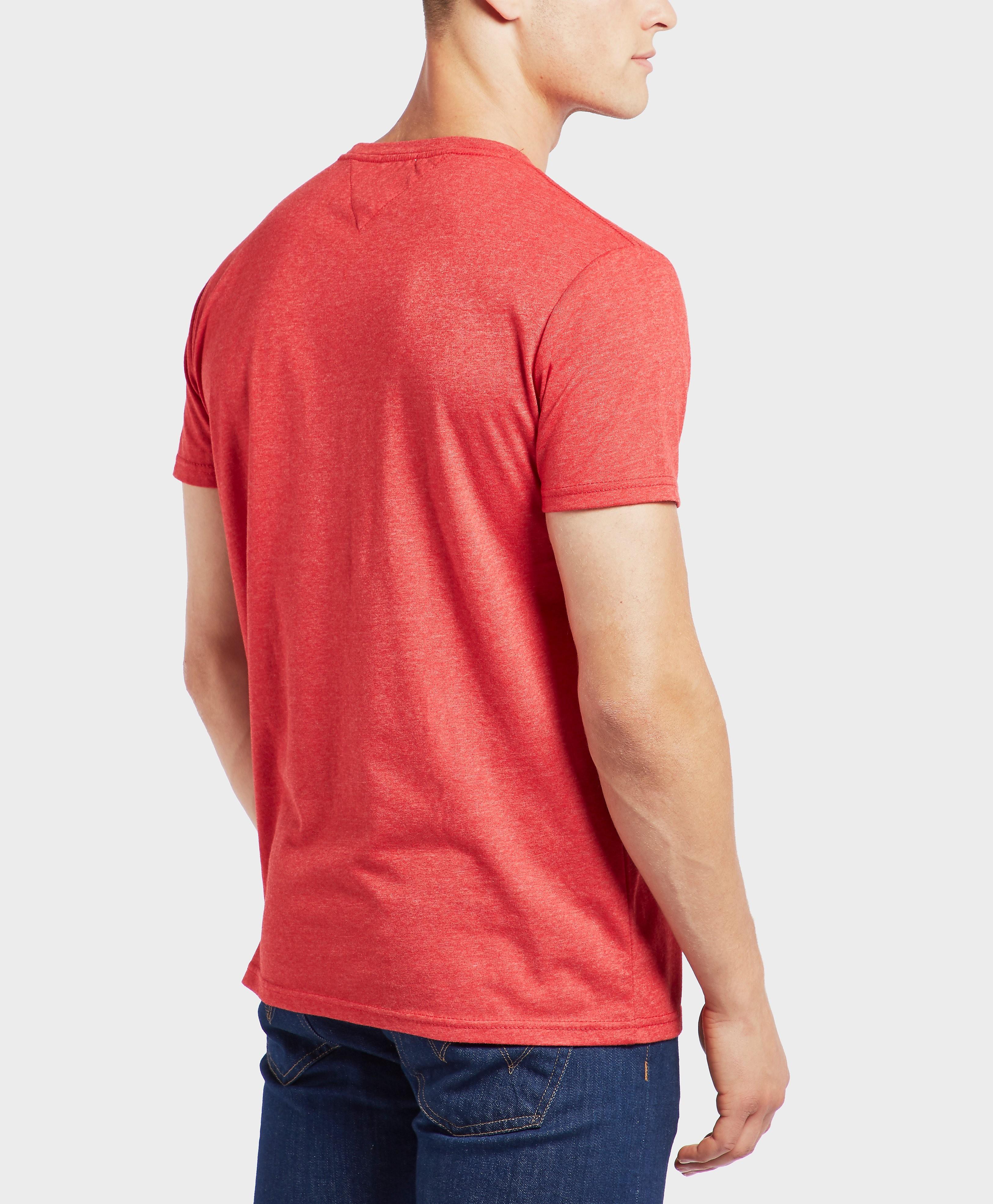 Tommy Hilfiger NYC Logo Short Sleeve T-Shirt