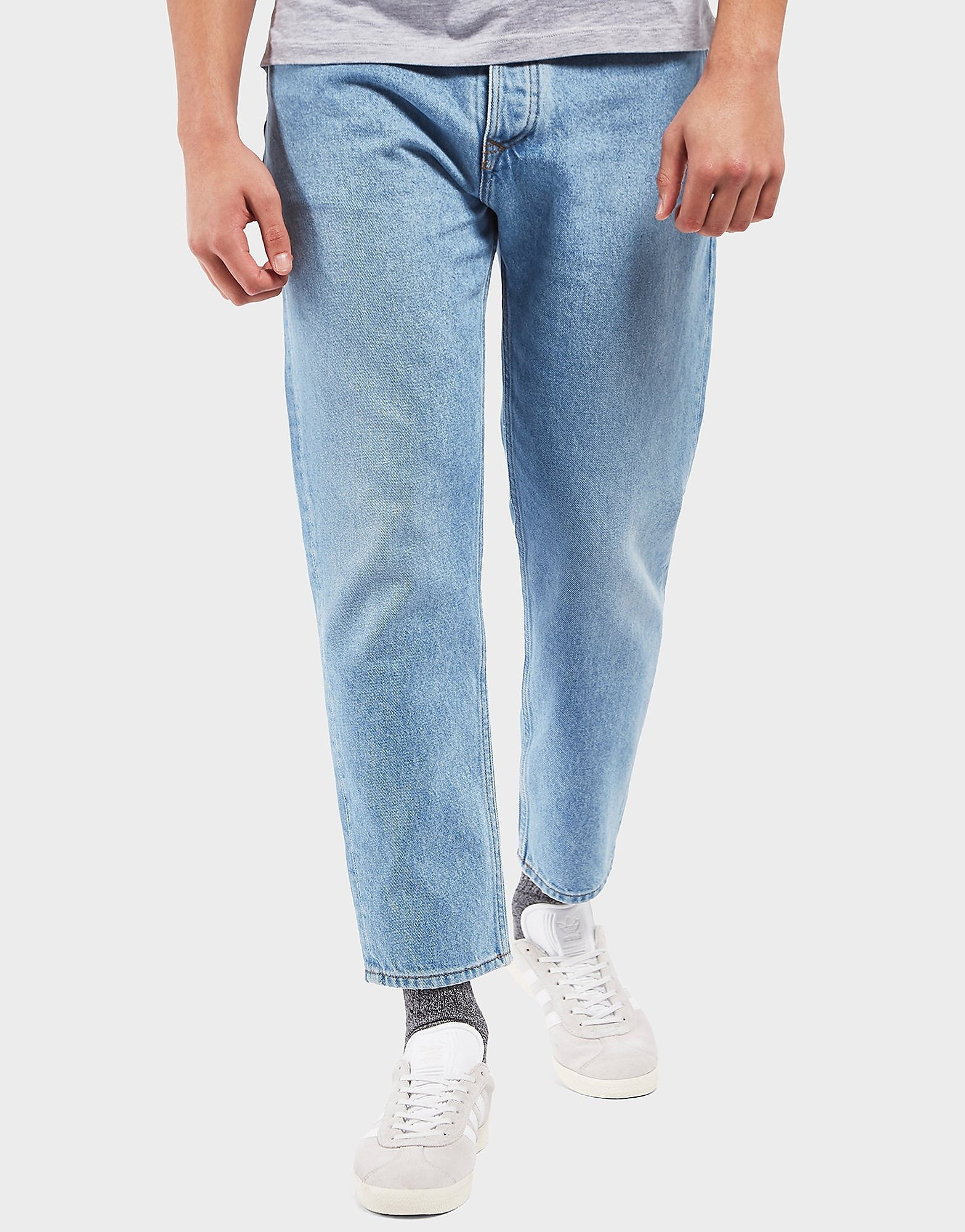 Tommy Hilfiger Relaxed Cropped Jeans