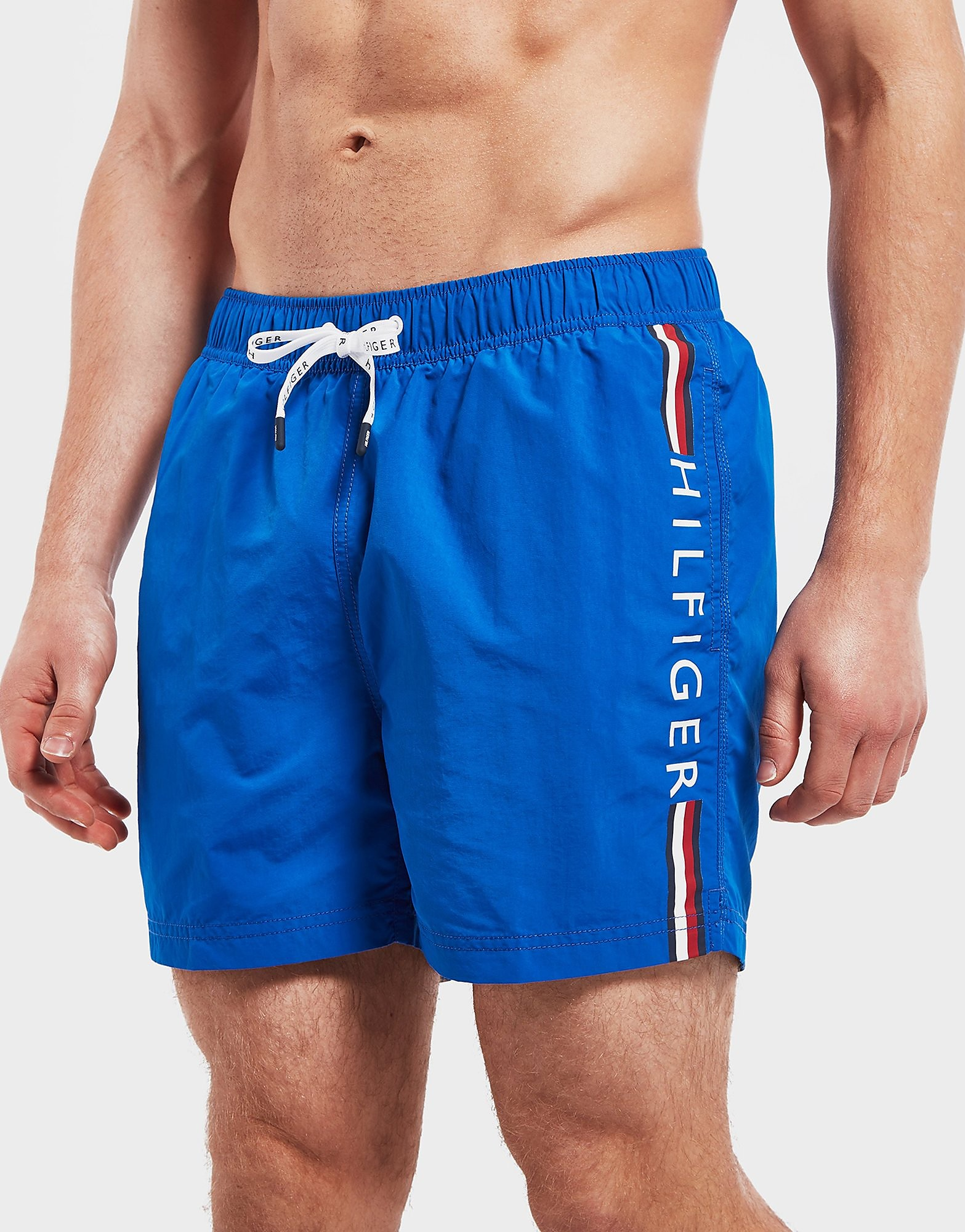 Tommy Hilfiger Side Logo Swim Shorts