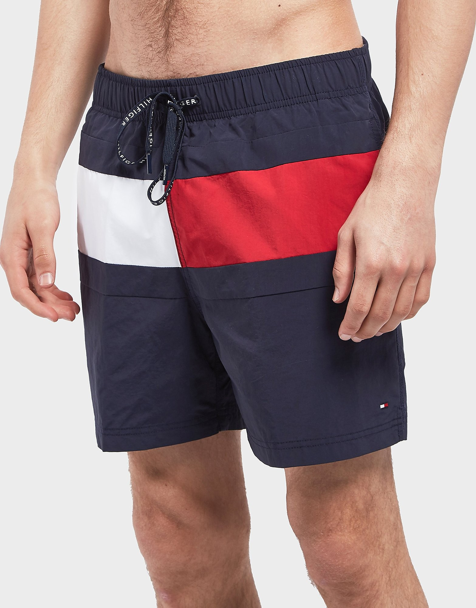 Tommy Hilfiger Large Logo Swim Shorts