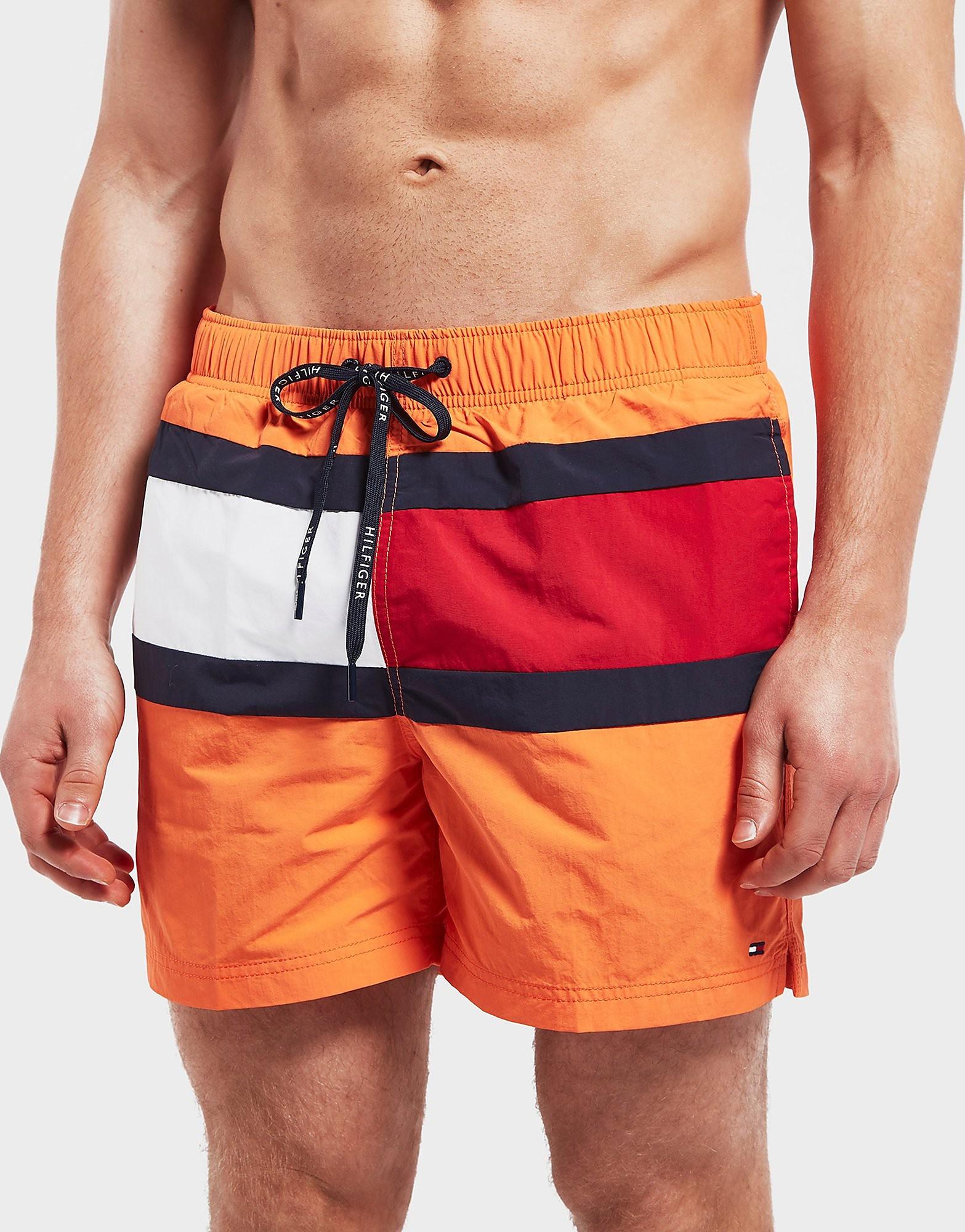 Tommy Hilfiger Large Logo Swim Shorts