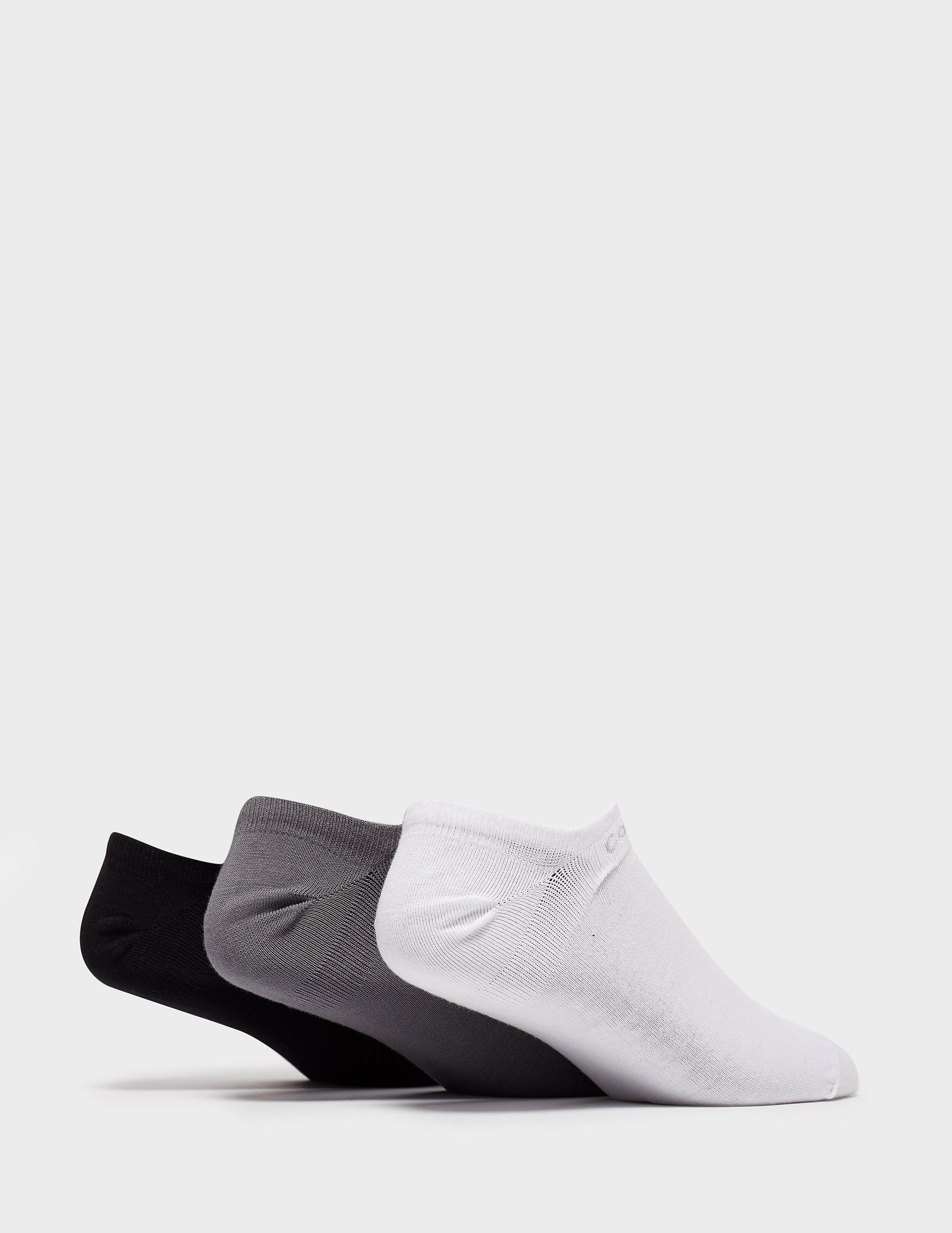 Calvin Klein 3-Pack Liner Socks