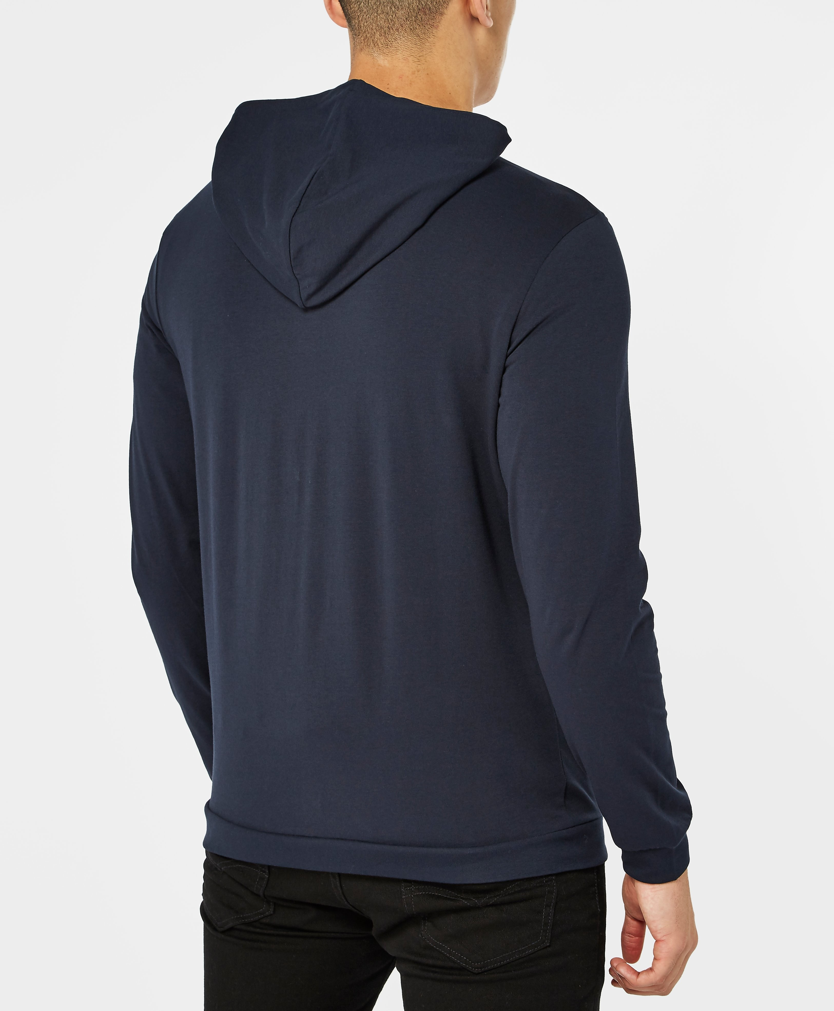 BOSS Hooded Zip Up Track Top