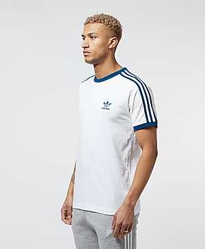 0f53891101 ... adidas Originals 3-Stripes California Short Sleeve T-Shirt
