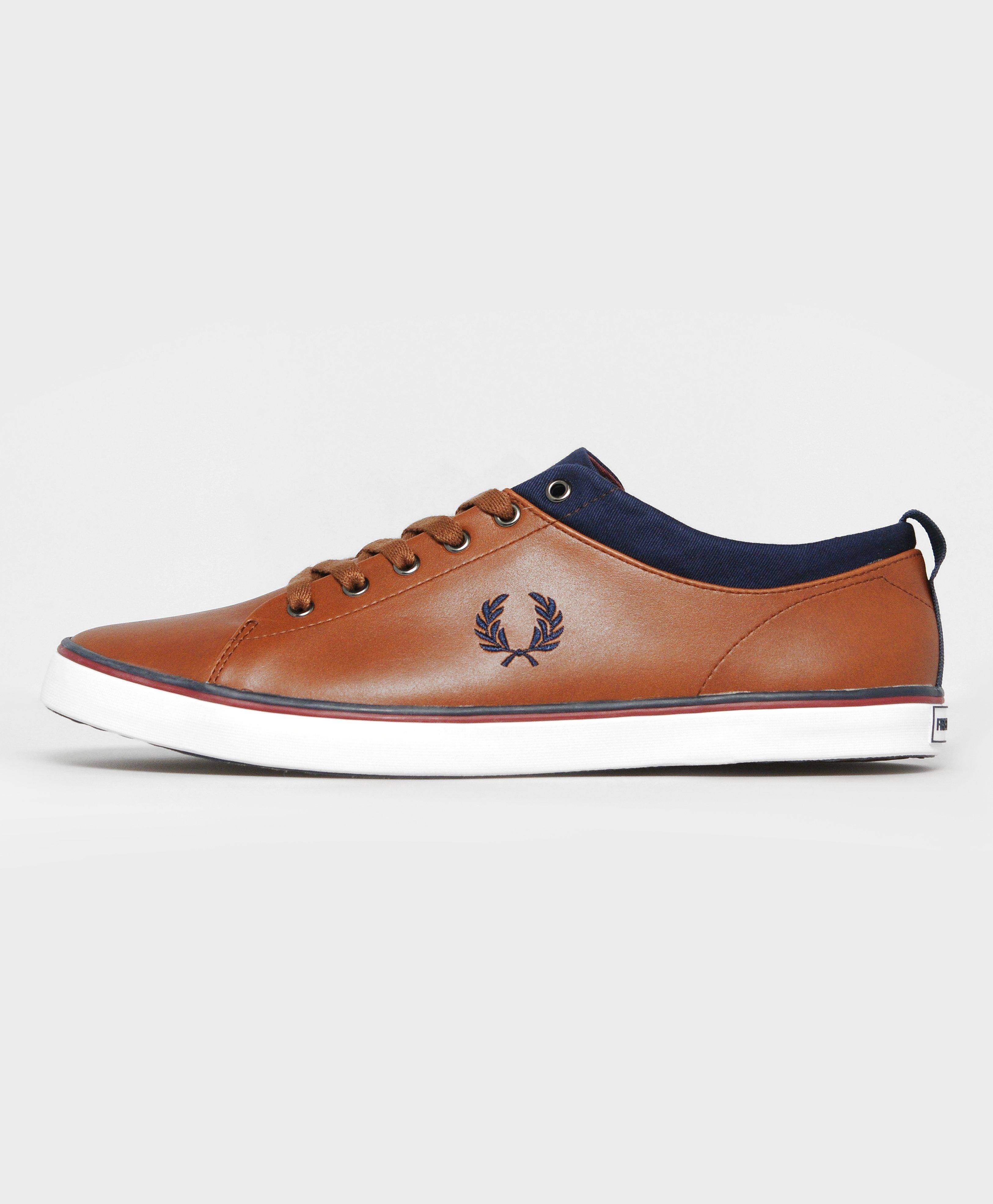 Fred Perry Hallam Plimsole