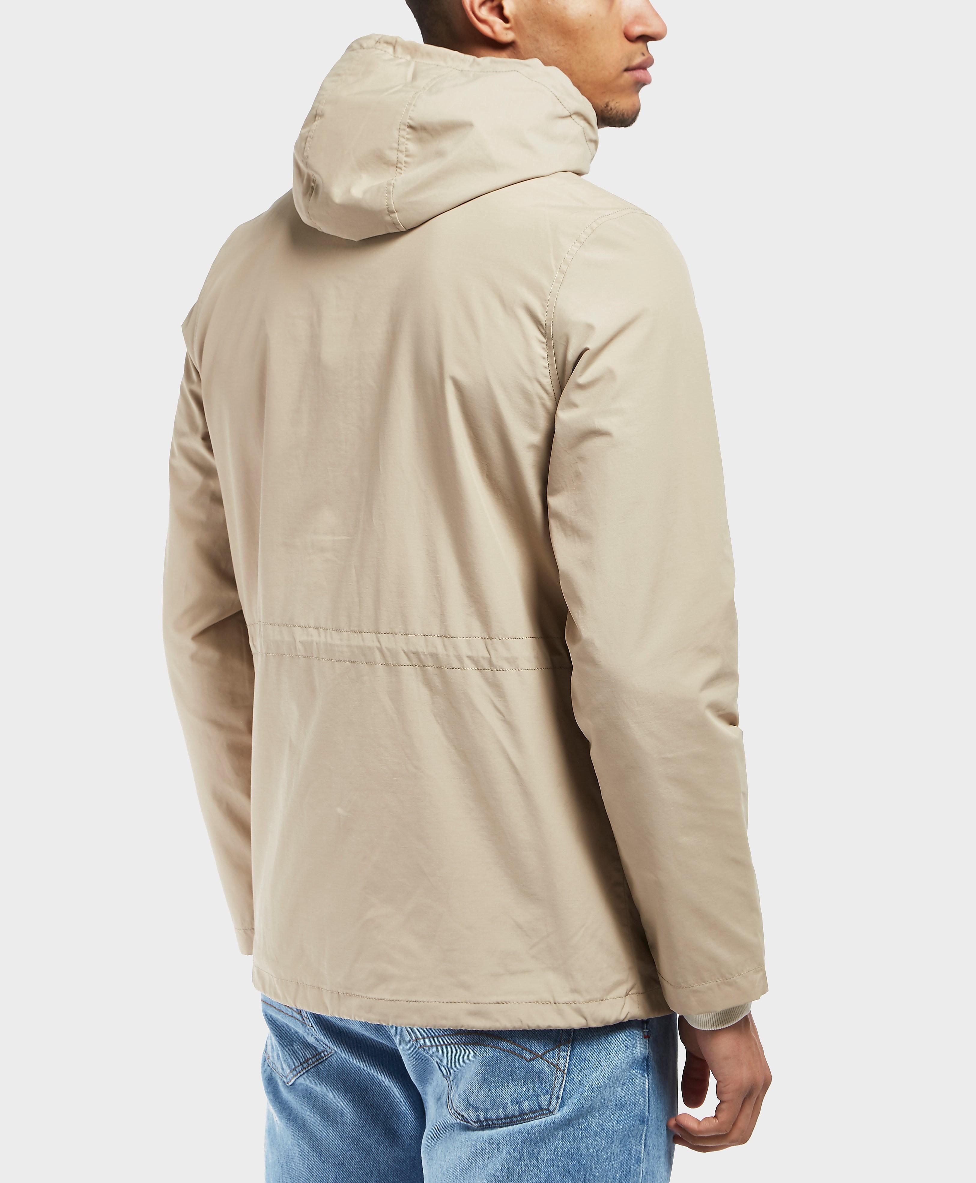 Lyle & Scott Full Zip Hooded Lightweight Jacket