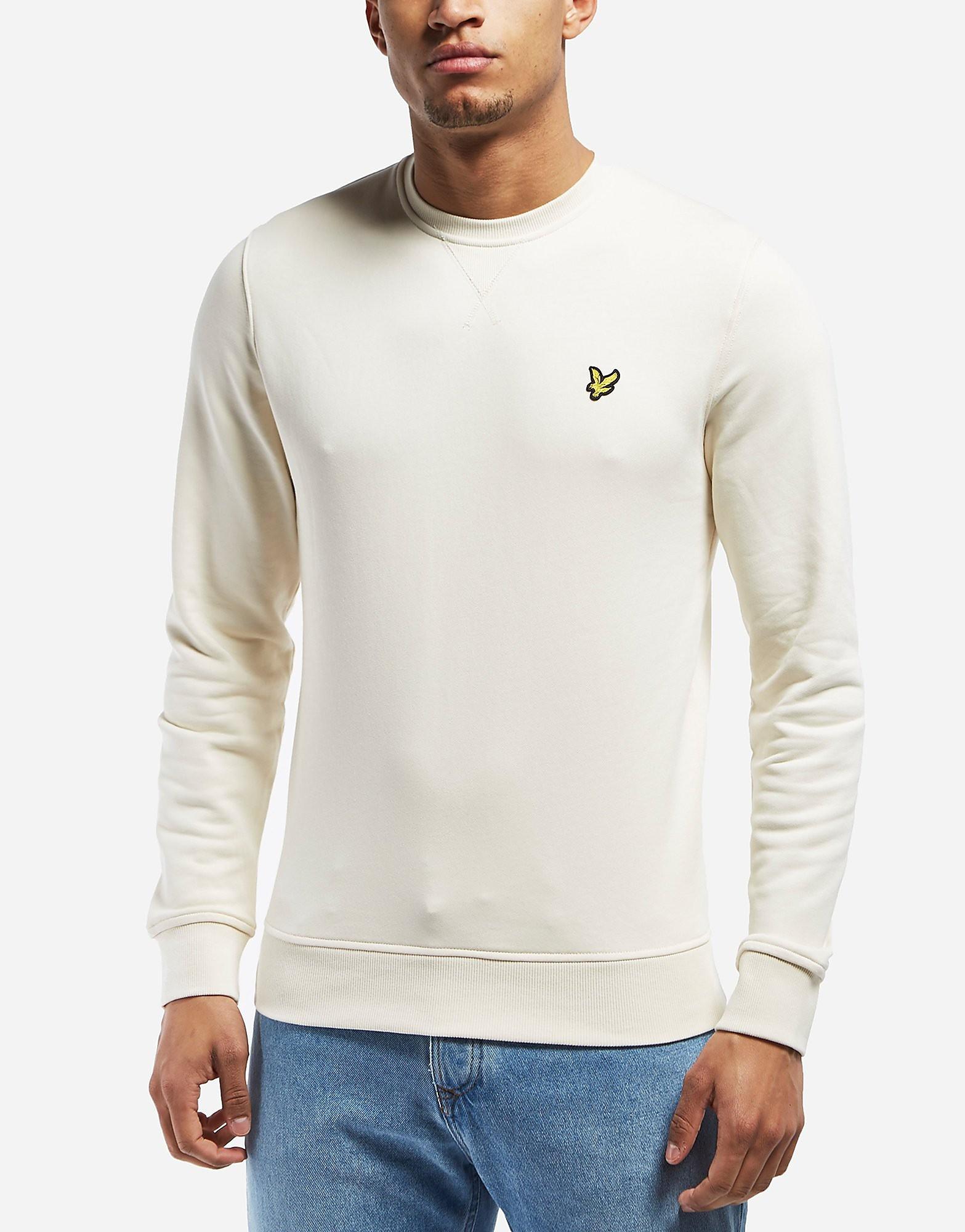 Lyle & Scott Fleece Crew Sweatshirt