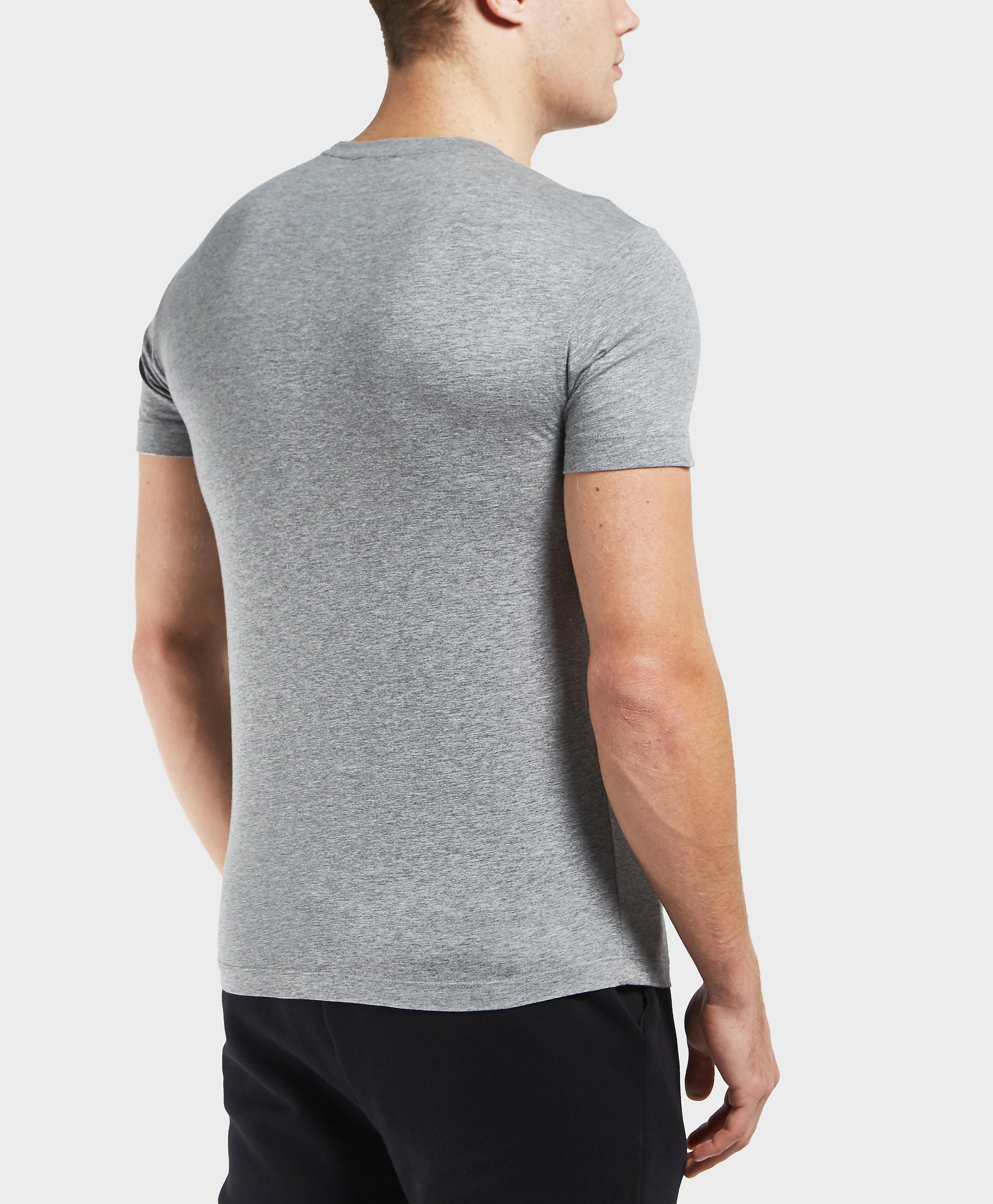 Emporio Armani EA7 Logo Series Short Sleeve T-Shirt
