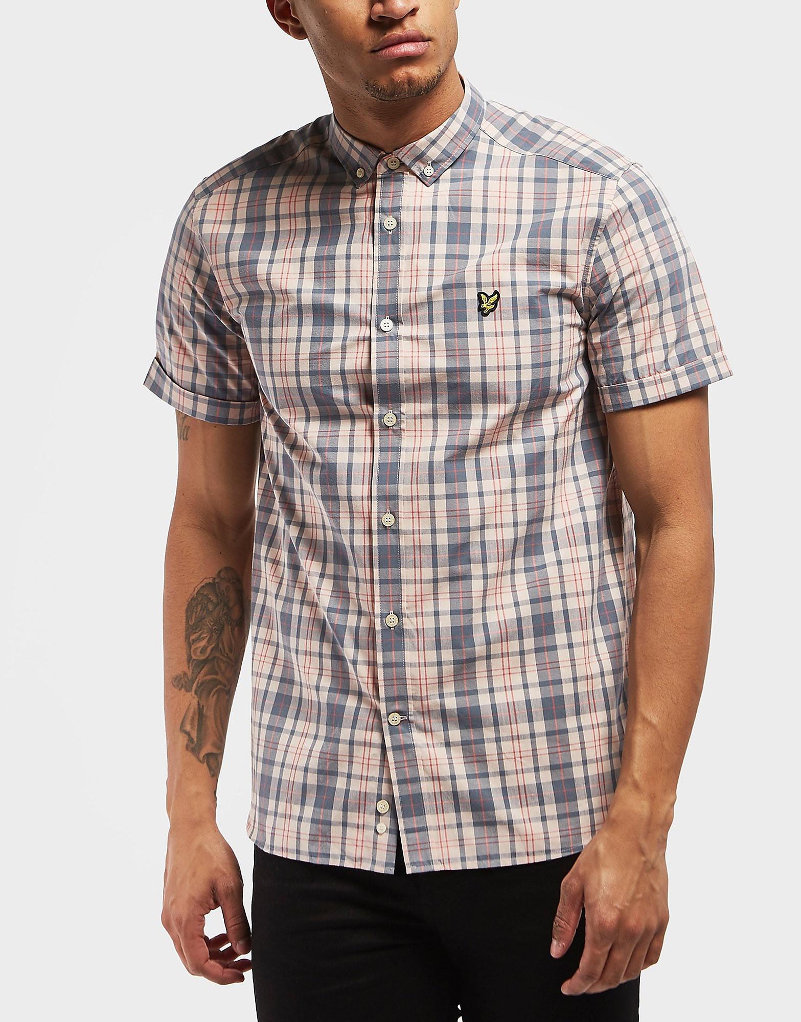 Lyle & Scott Short Sleeve Check Shirt - Online Exclusive