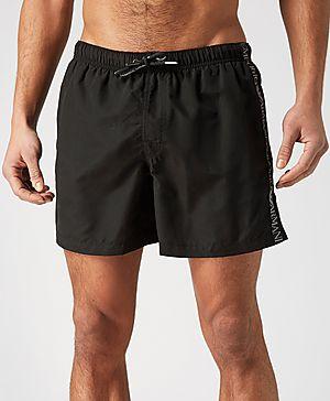 Emporio Armani Tape Shorts