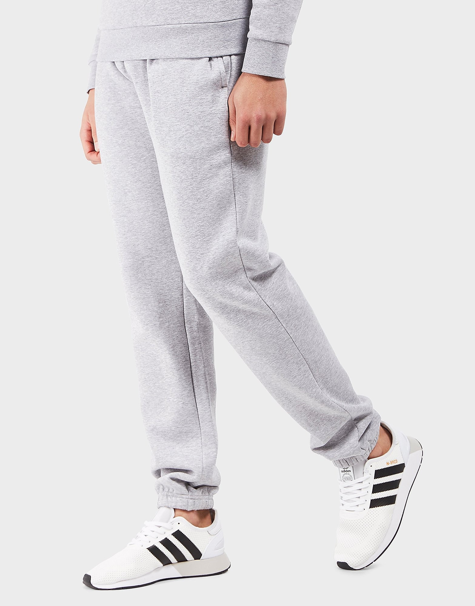Lacoste Cuffed Fleece Track Pants