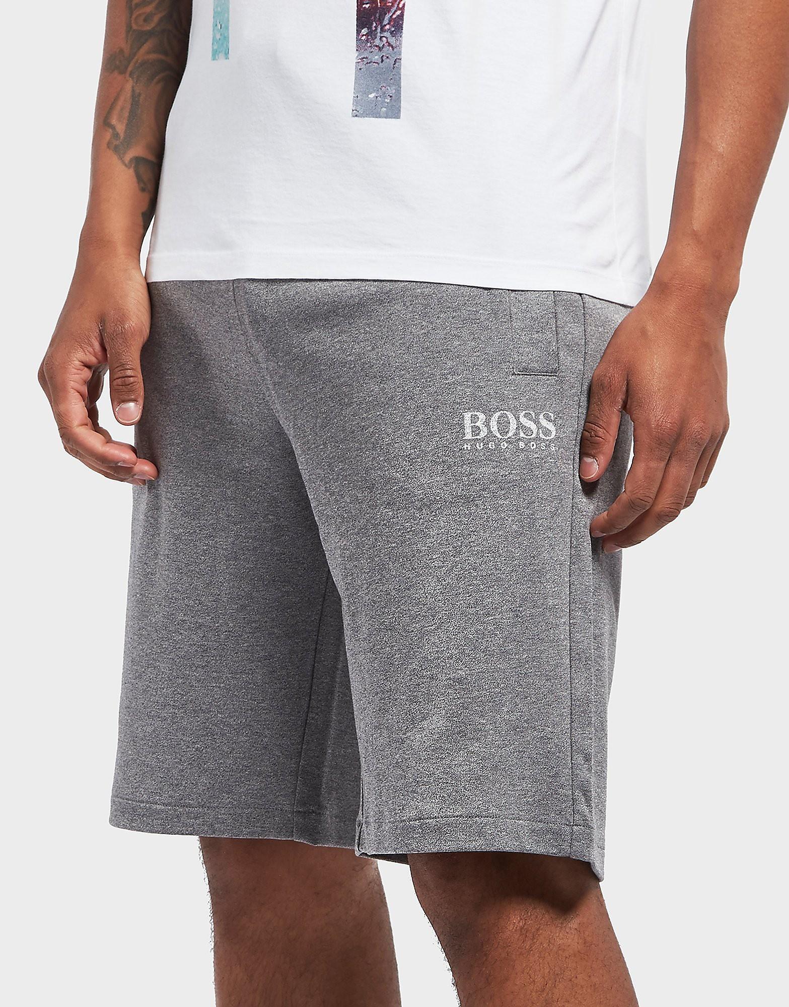 BOSS Marl Fleece Shorts