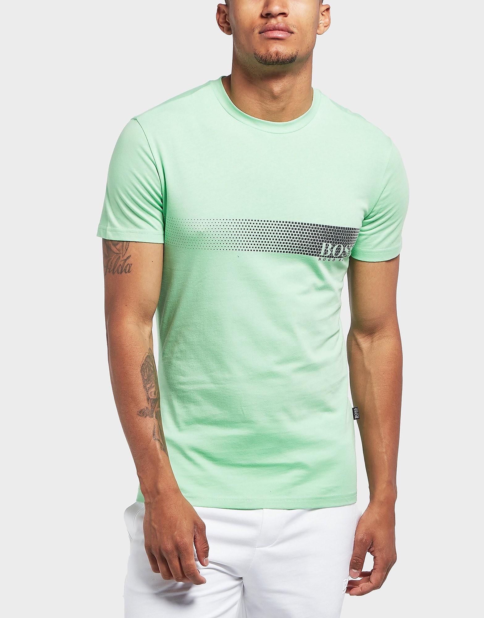 BOSS Chest Print Short Sleeve T-Shirt